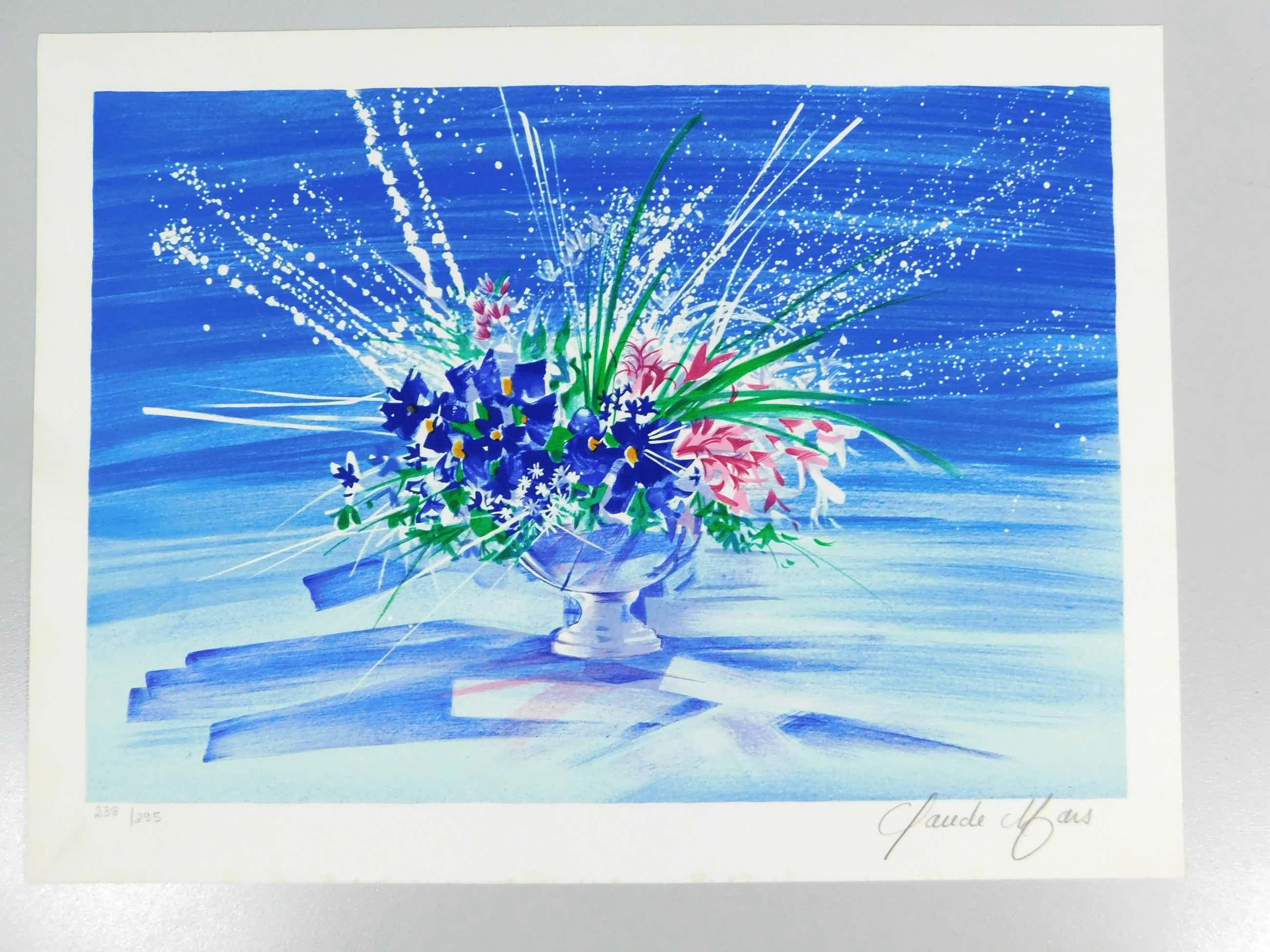 Claude Mars - Bouquet de fleurs kopen? Bied vanaf 15!