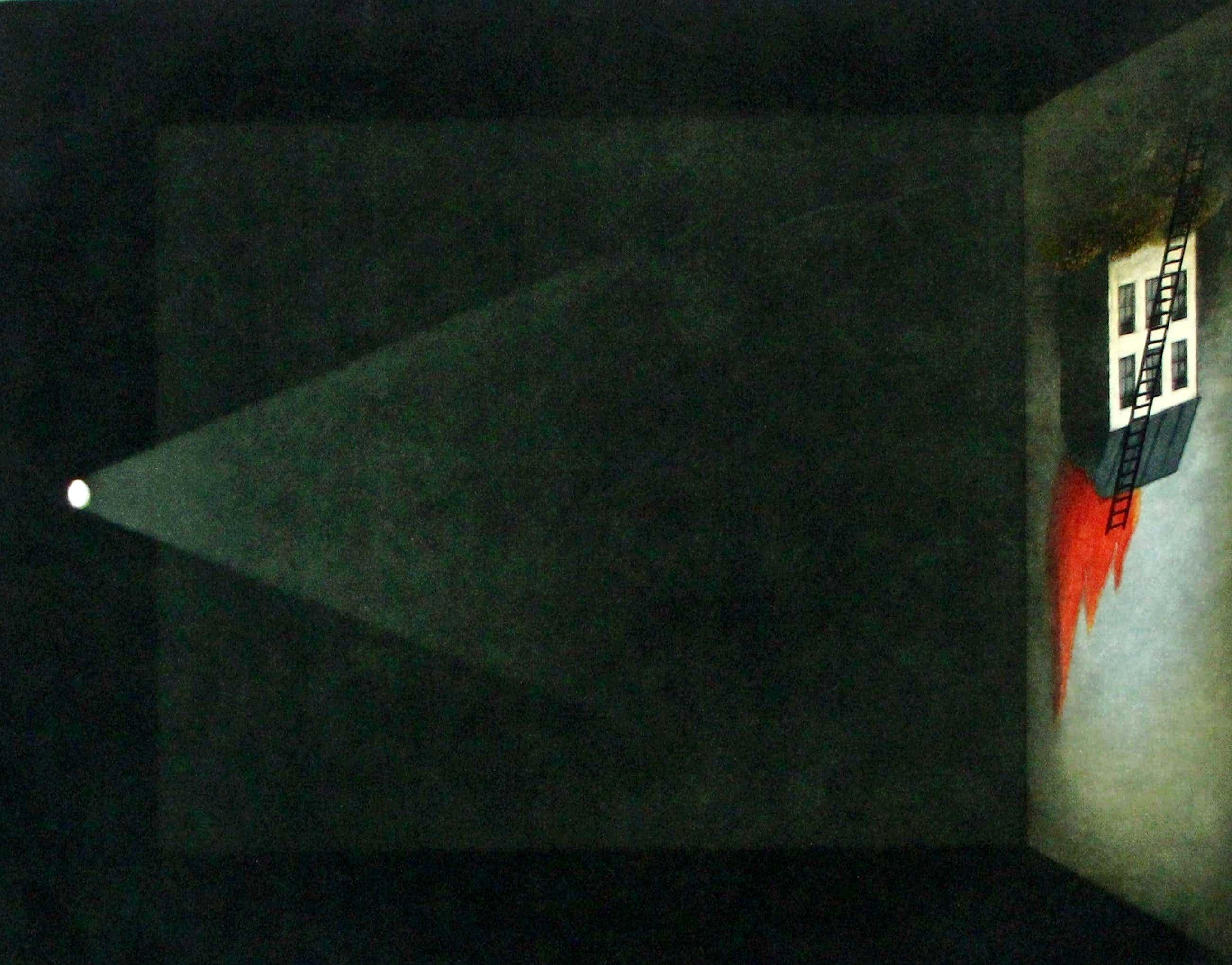 Friedrich Meckseper - ets/aquatint: Camera obscura- 1981 kopen? Bied vanaf 225!