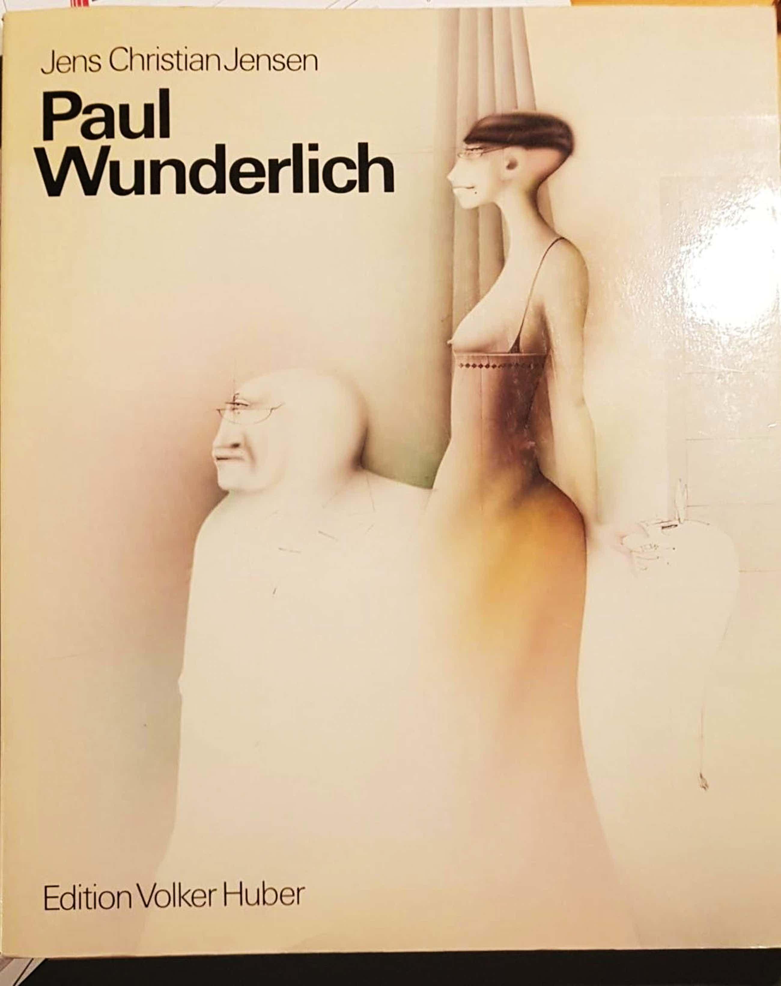 Paul Wunderlich - Paul Wunderlich, eine Werkmonographie. Band 1 kopen? Bied vanaf 50!
