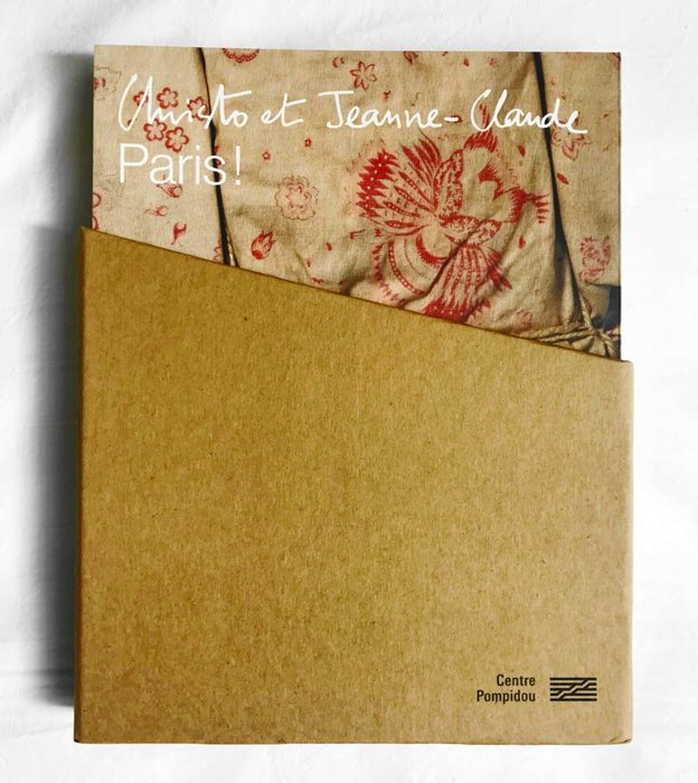 Christo - & Jeanne-Claude - Paris ! Limited Edition Exhibition catalogue signed kopen? Bied vanaf 1290!