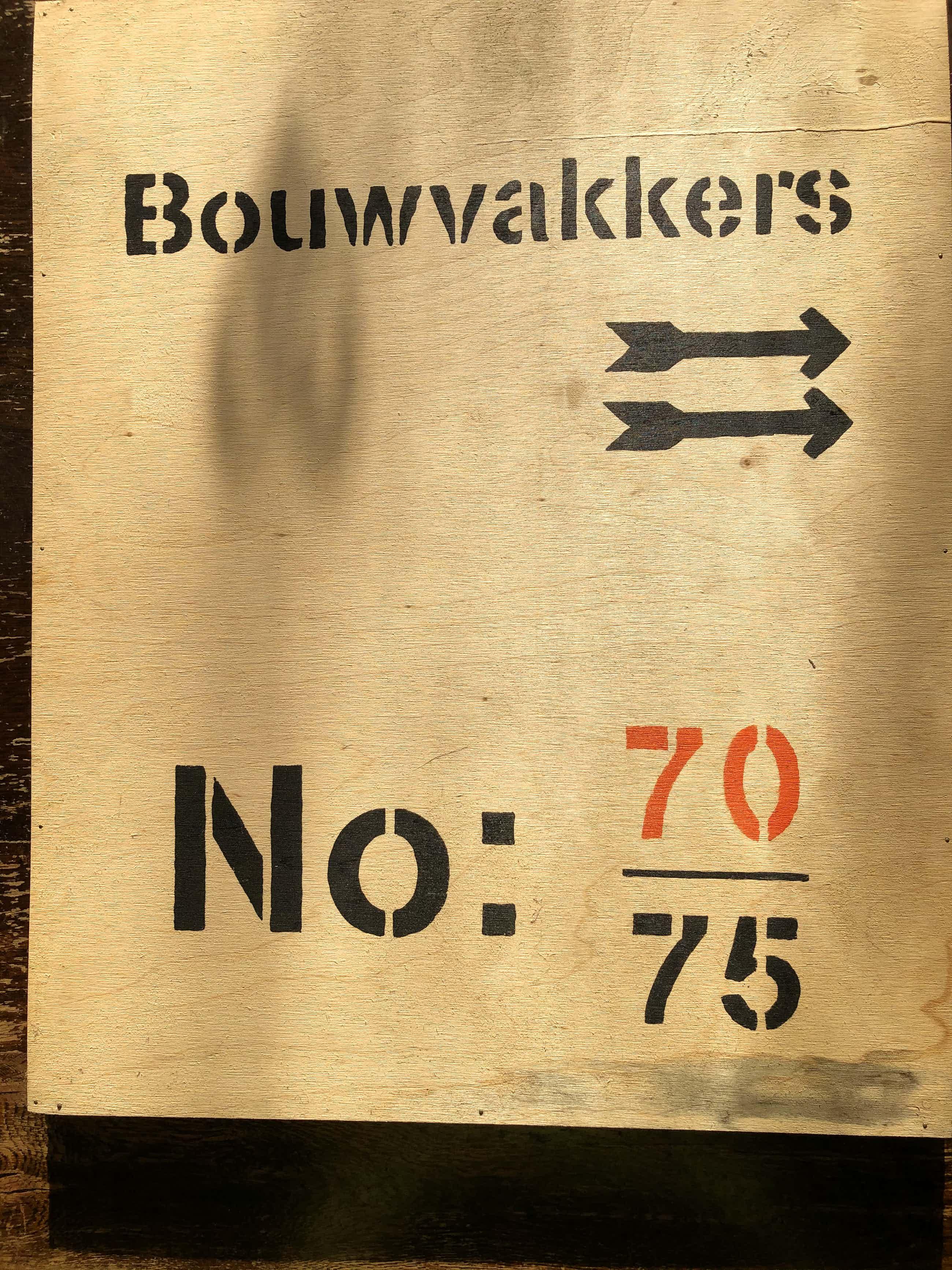 Ellen Meuwese - Bouwvakkers kopen? Bied vanaf 100!