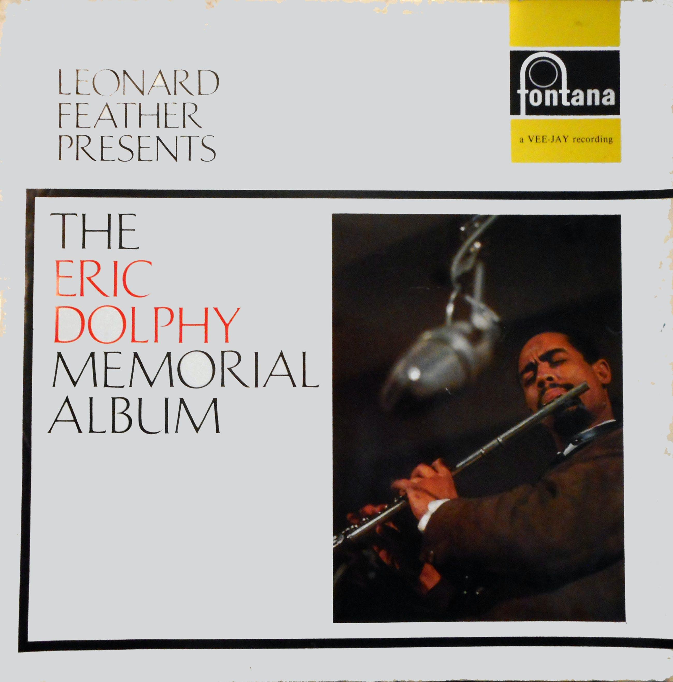 Eric Dolphy - The Eric Dolphy Memorial Album kopen? Bied vanaf 8!