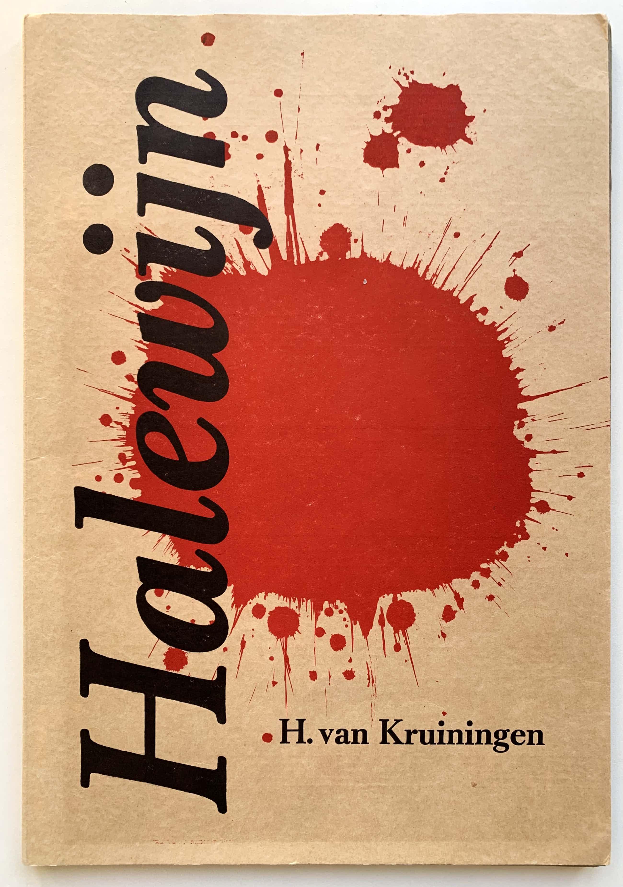 Harry van Kruiningen - Complete portfolio met 8 kleurenlitho's   'Halewijn'   1956 kopen? Bied vanaf 325!