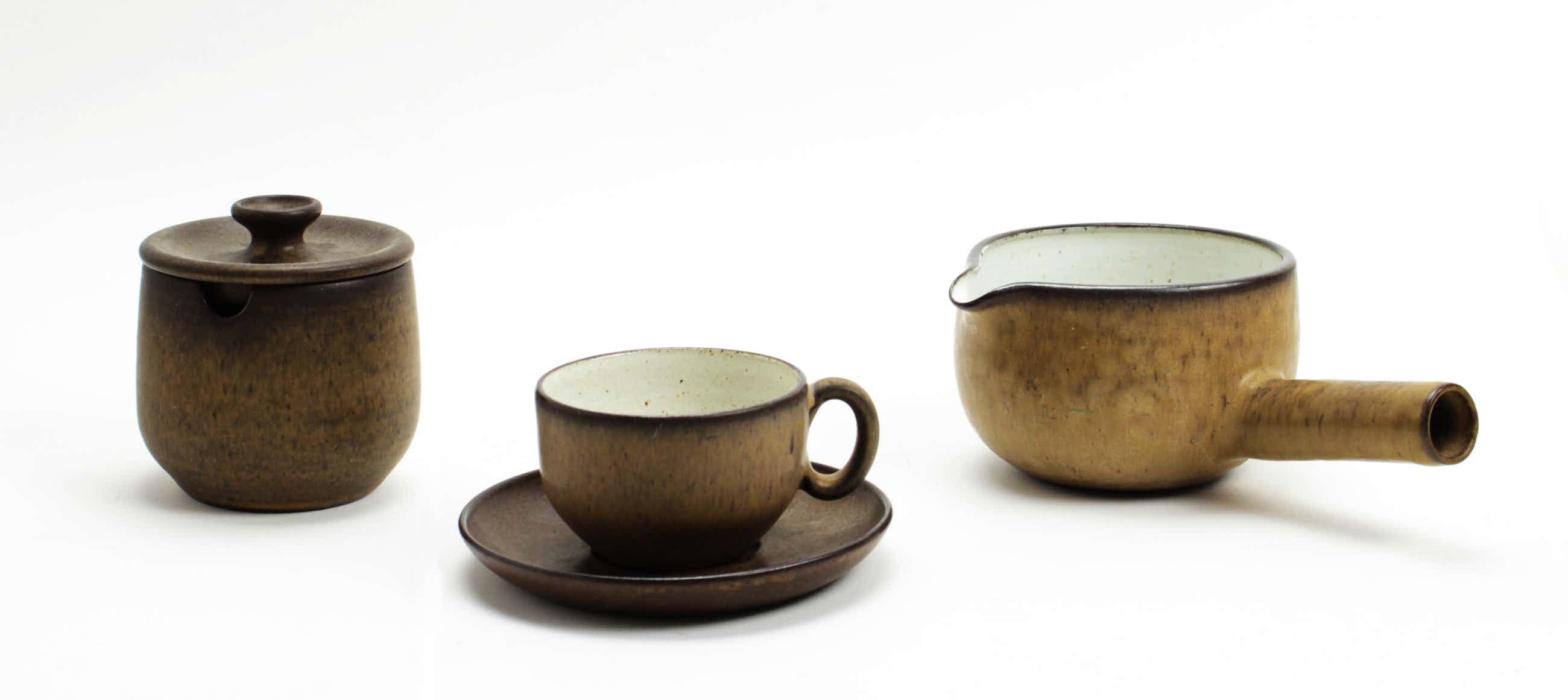 Potterij Zaalberg - aardewerk serviesdelen kopen? Bied vanaf 15!