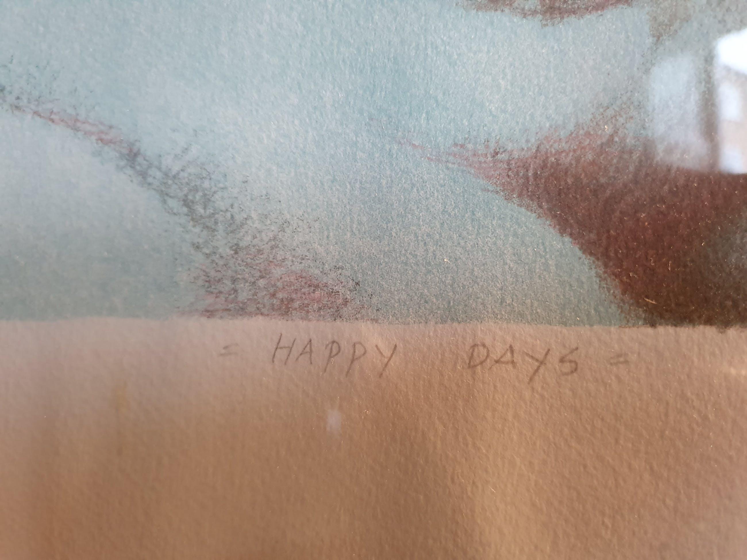 Jean Paul Vroom - Happy Days kopen? Bied vanaf 75!