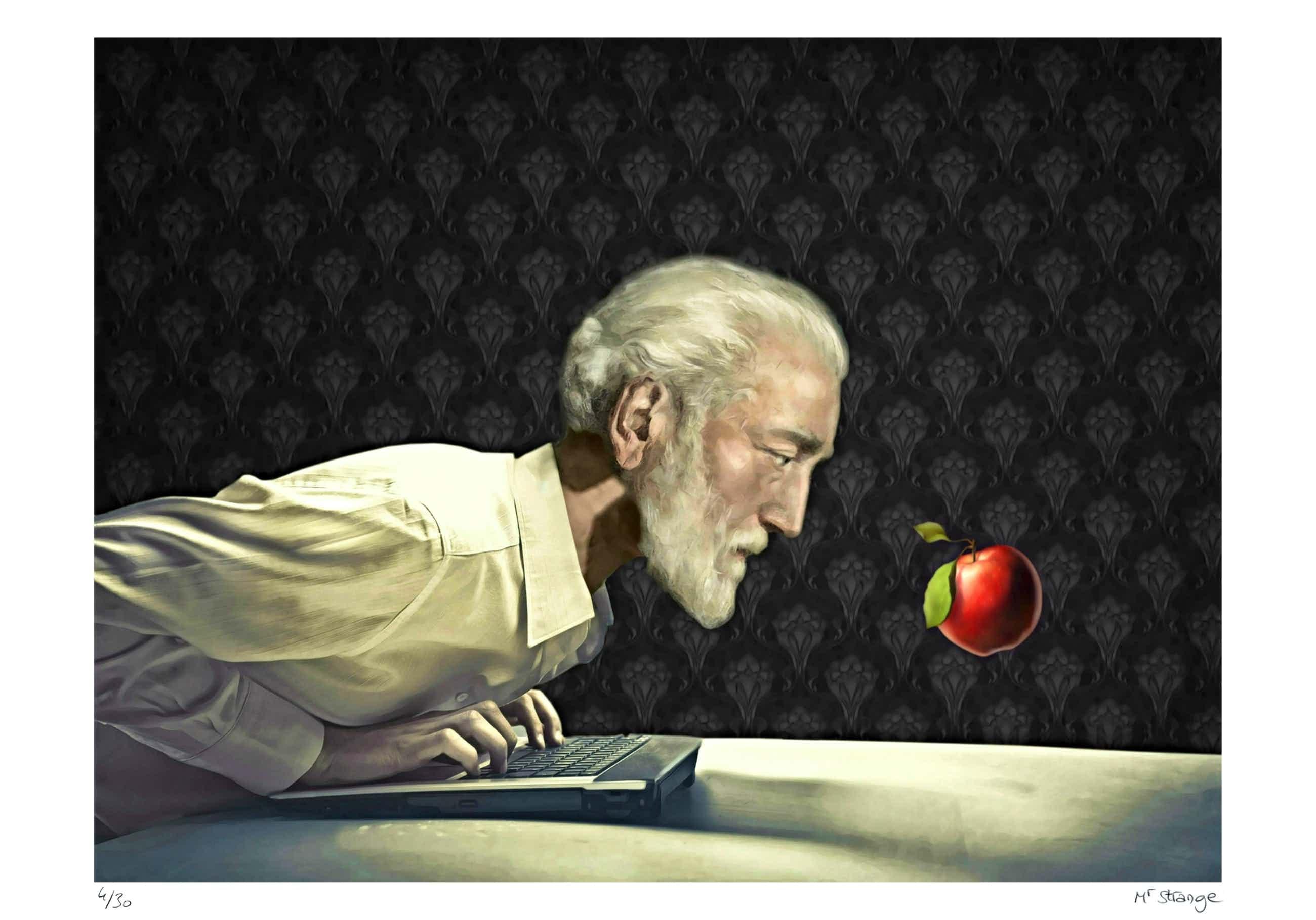 Mr. Strange - Apple kopen? Bied vanaf 50!