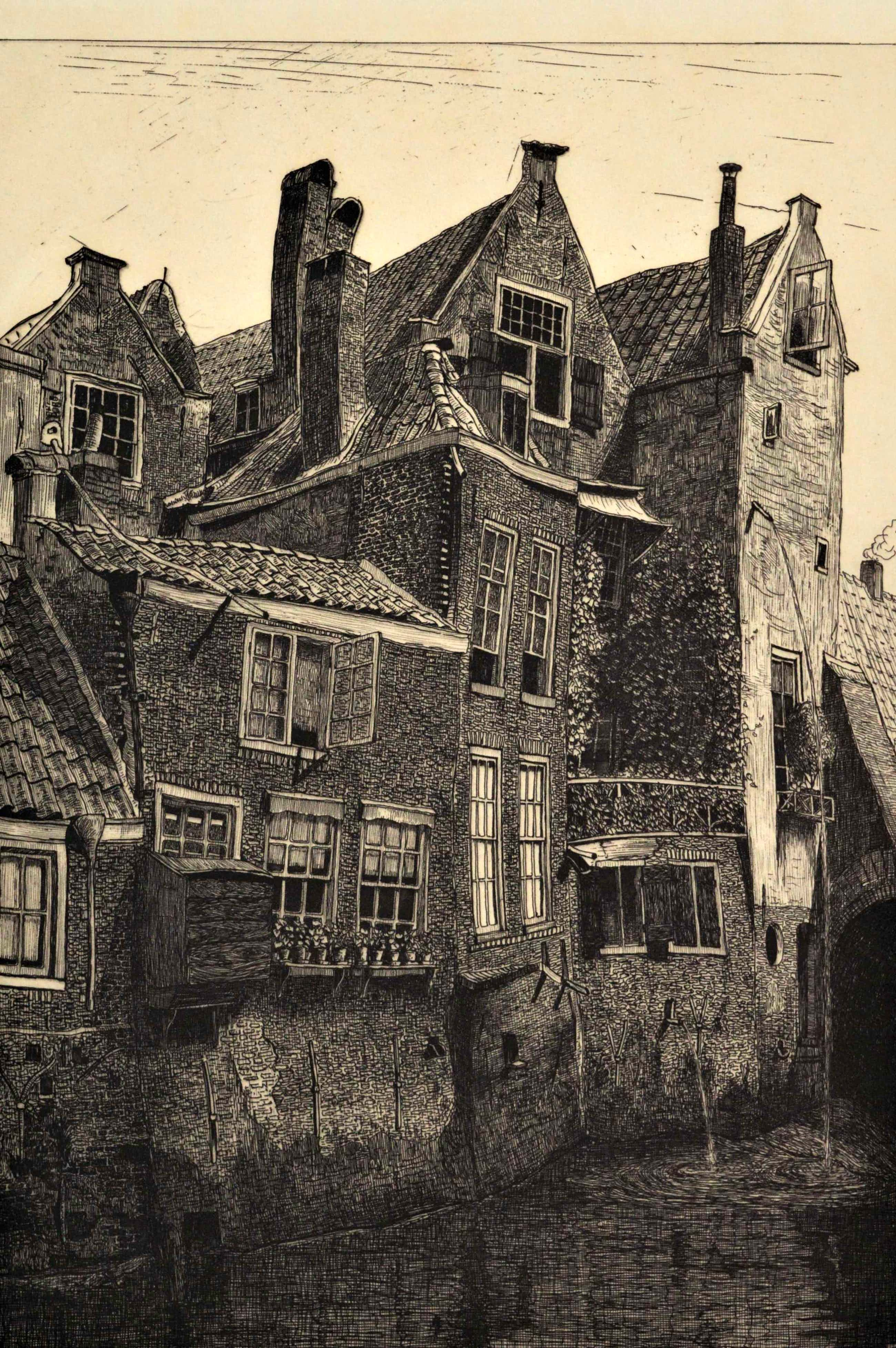 Johannes Graadt van Roggen - Oude huizen in Dordrecht kopen? Bied vanaf 70!