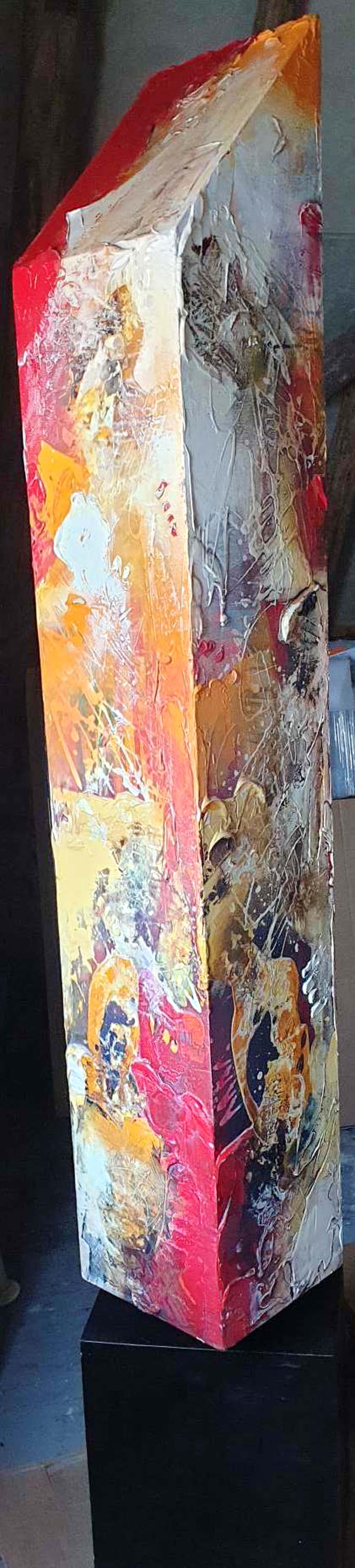 William Malucu - Beschilderde Zuil kopen? Bied vanaf 625!