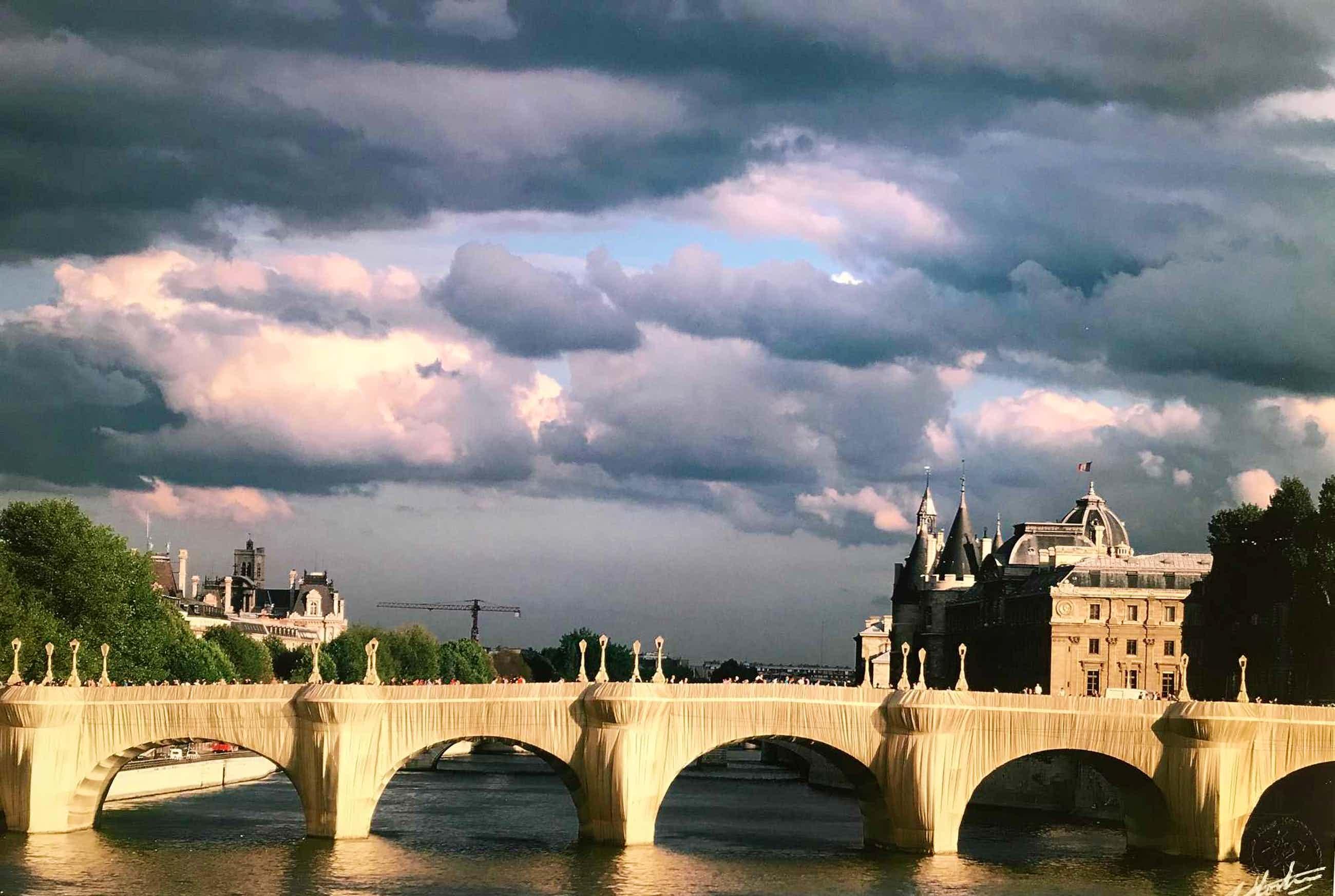 Nico Koster - Christo Pont Neuf Parijs 1985 kopen? Bied vanaf 100!