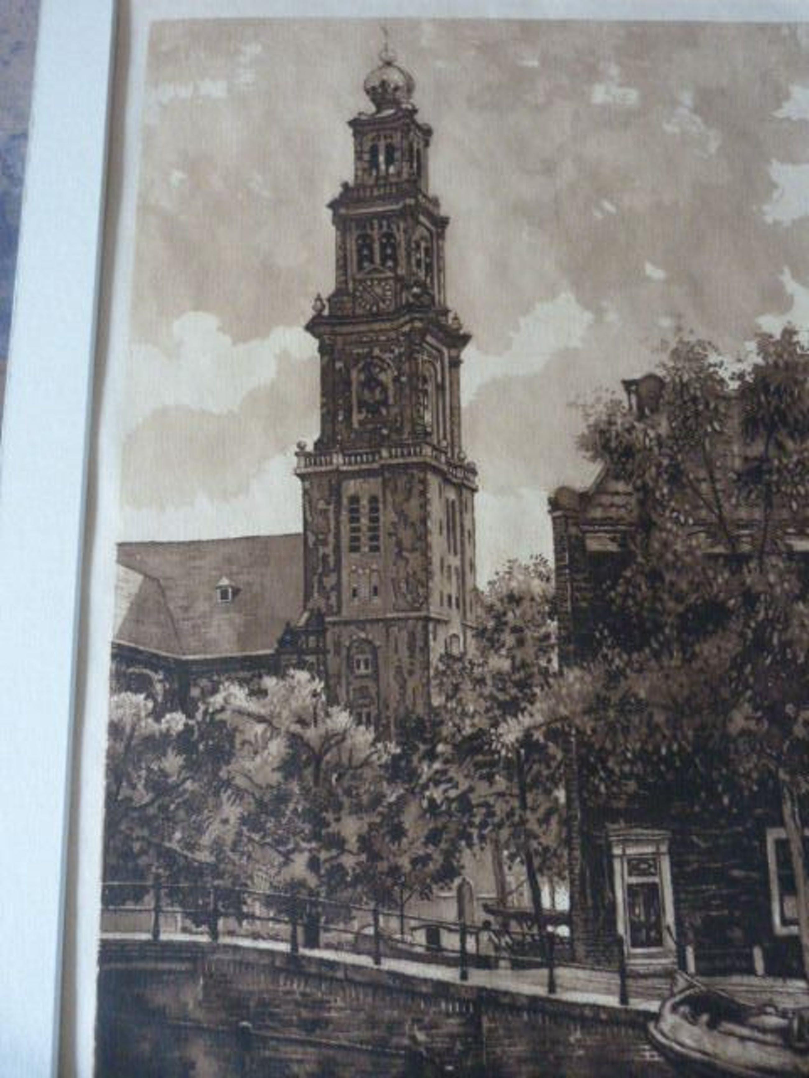 Cornelis Brandenburg - Amsterdam - Westerkerk kopen? Bied vanaf 80!