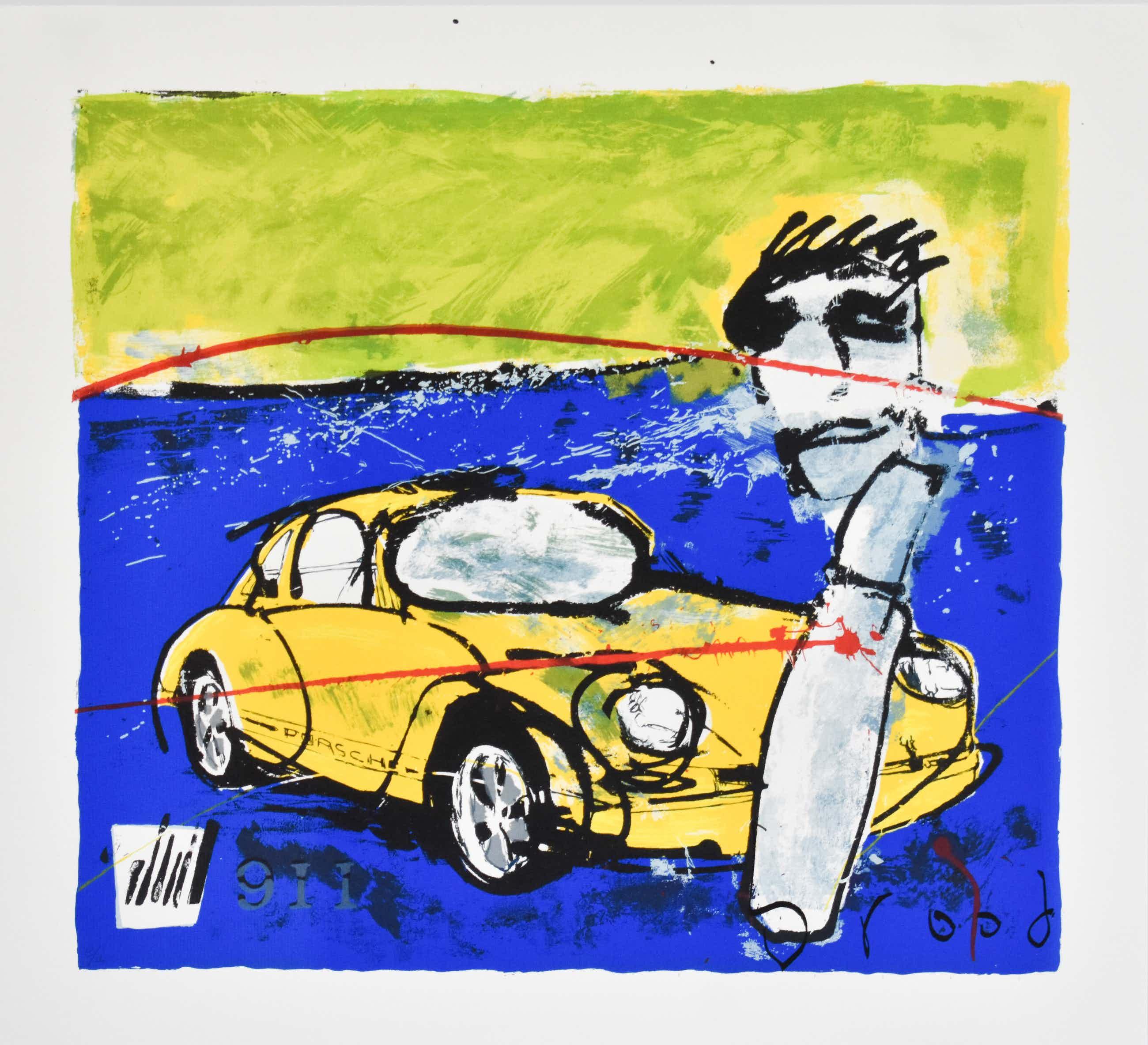 Herman Brood - Porche 911 kopen? Bied vanaf 232!