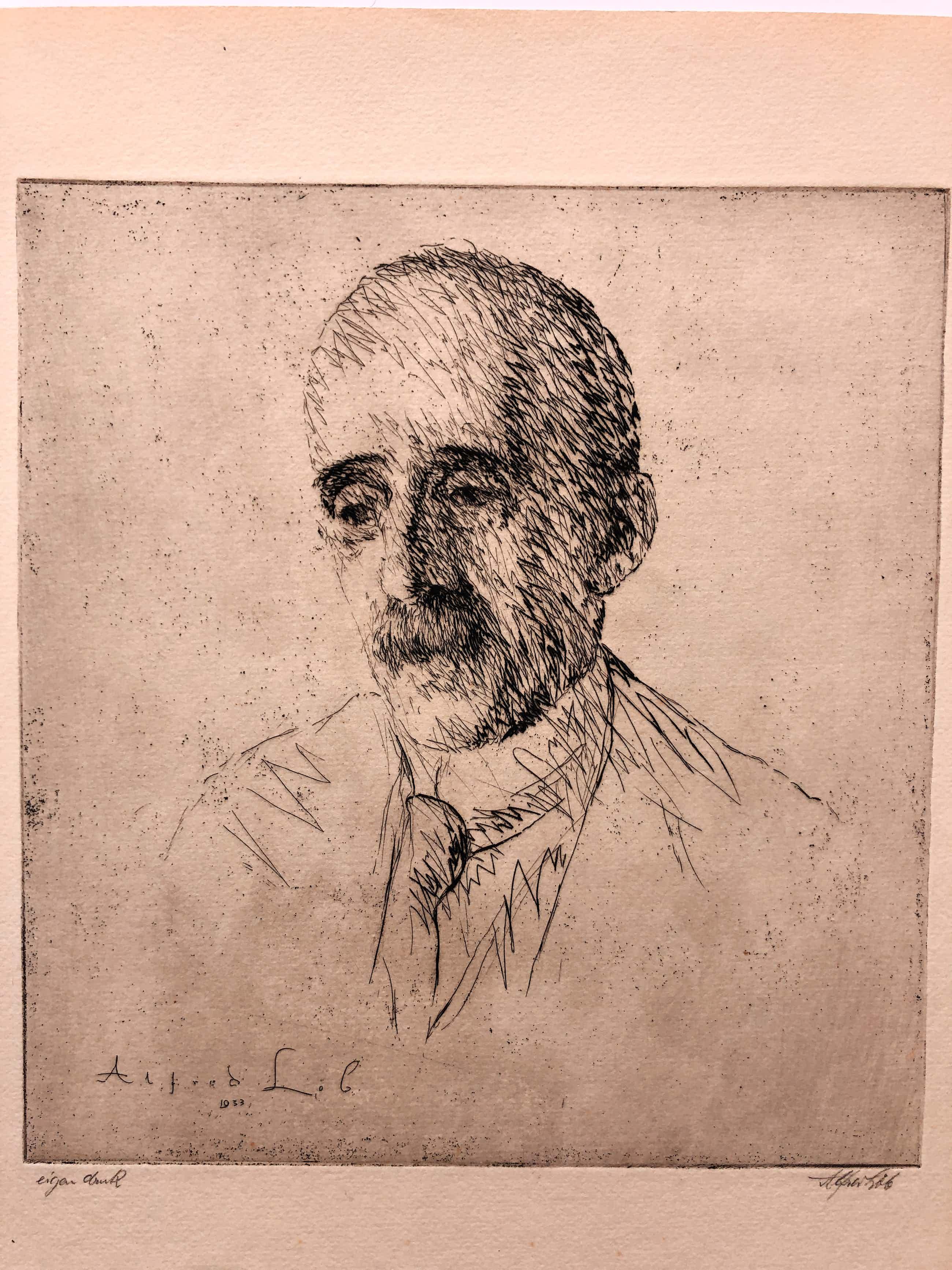 Alfred Lob - Lot van twee werken kopen? Bied vanaf 35!