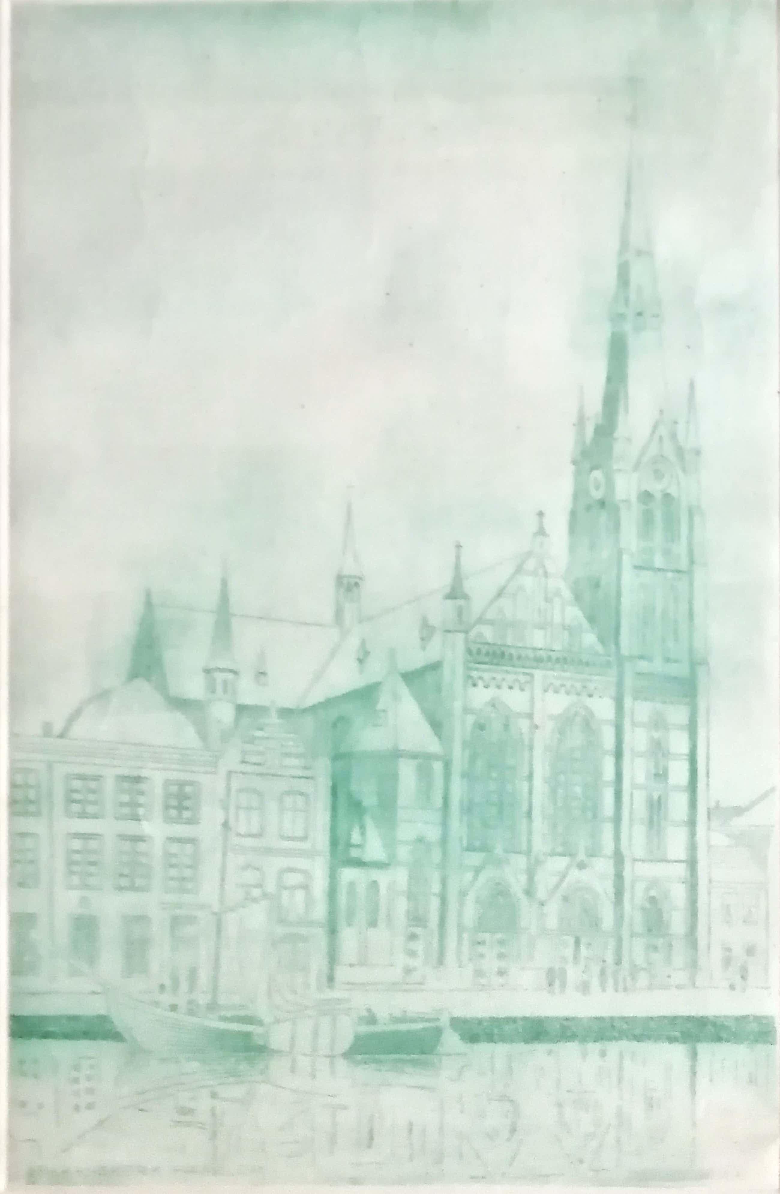 Poppe Damave - Haarlem (Spaarne kerk) kopen? Bied vanaf 35!
