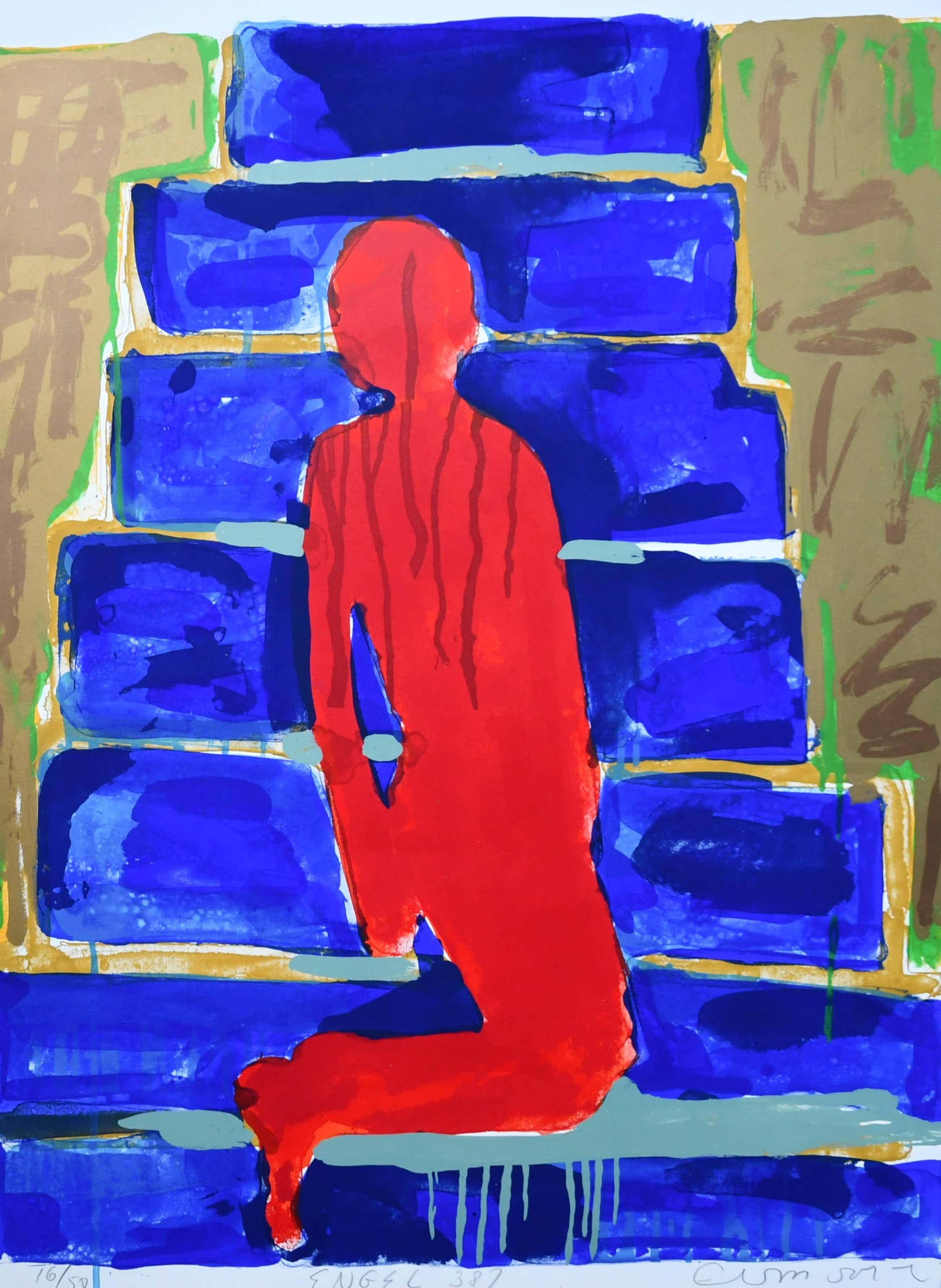 Cees Dolk - # ENGEL # 1995, genummerd /gesigneerd, mint--/nm+++ kopen? Bied vanaf 60!