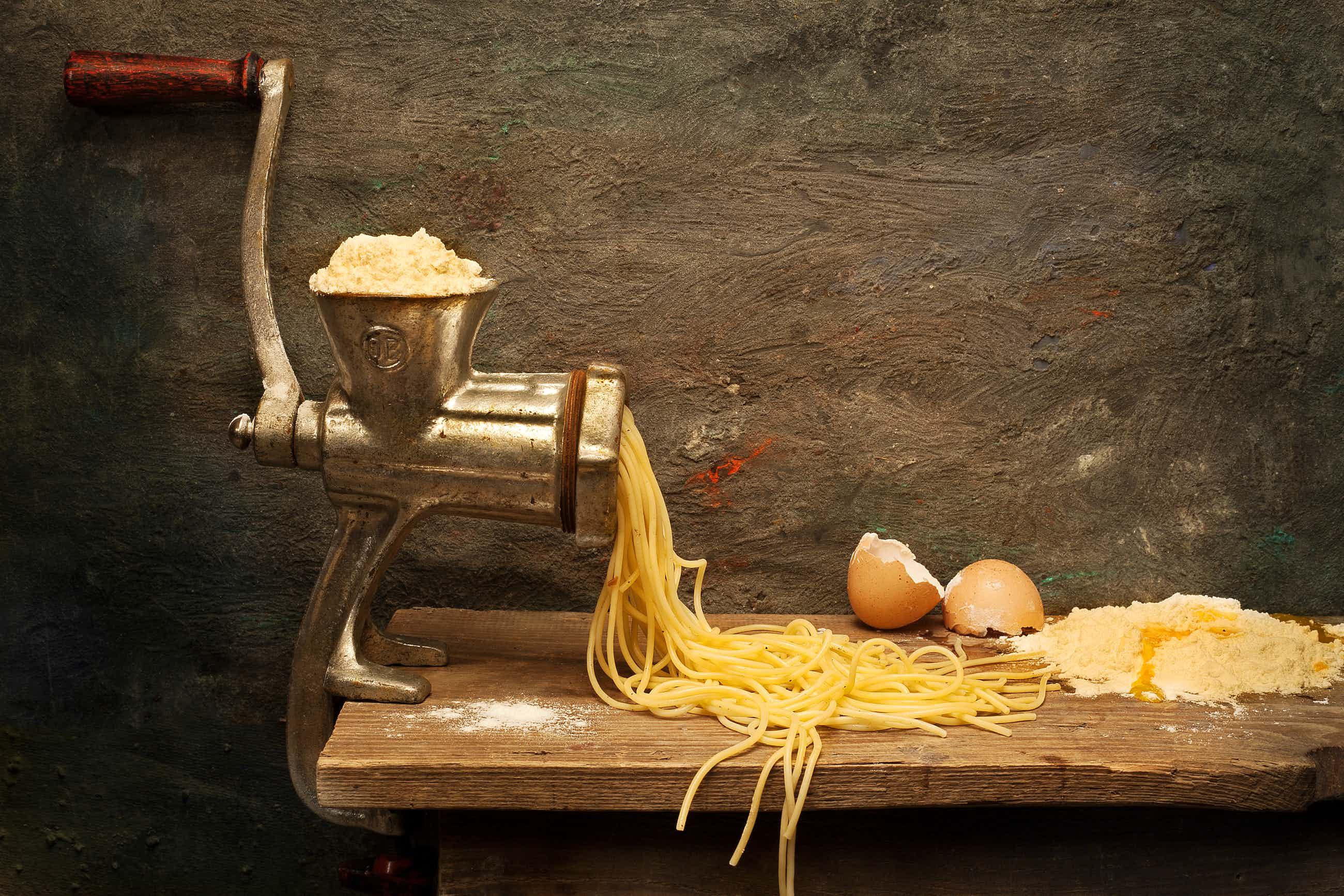 Mos Merab Samii - 'The Pastamachine' kopen? Bied vanaf 1100!