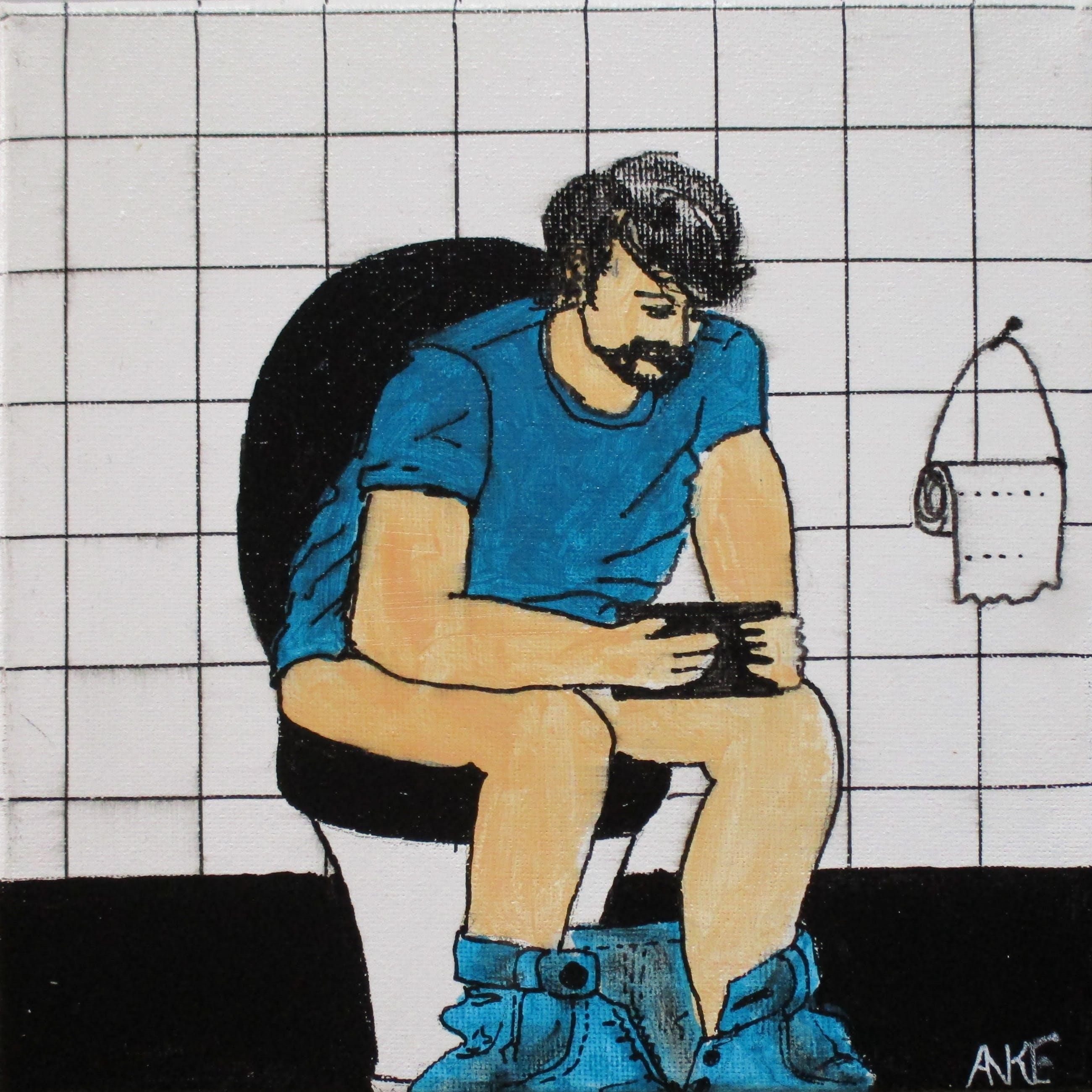 Anke Peddemors - kunst voor in het kleinste kamertje Jo kopen? Bied vanaf 17!