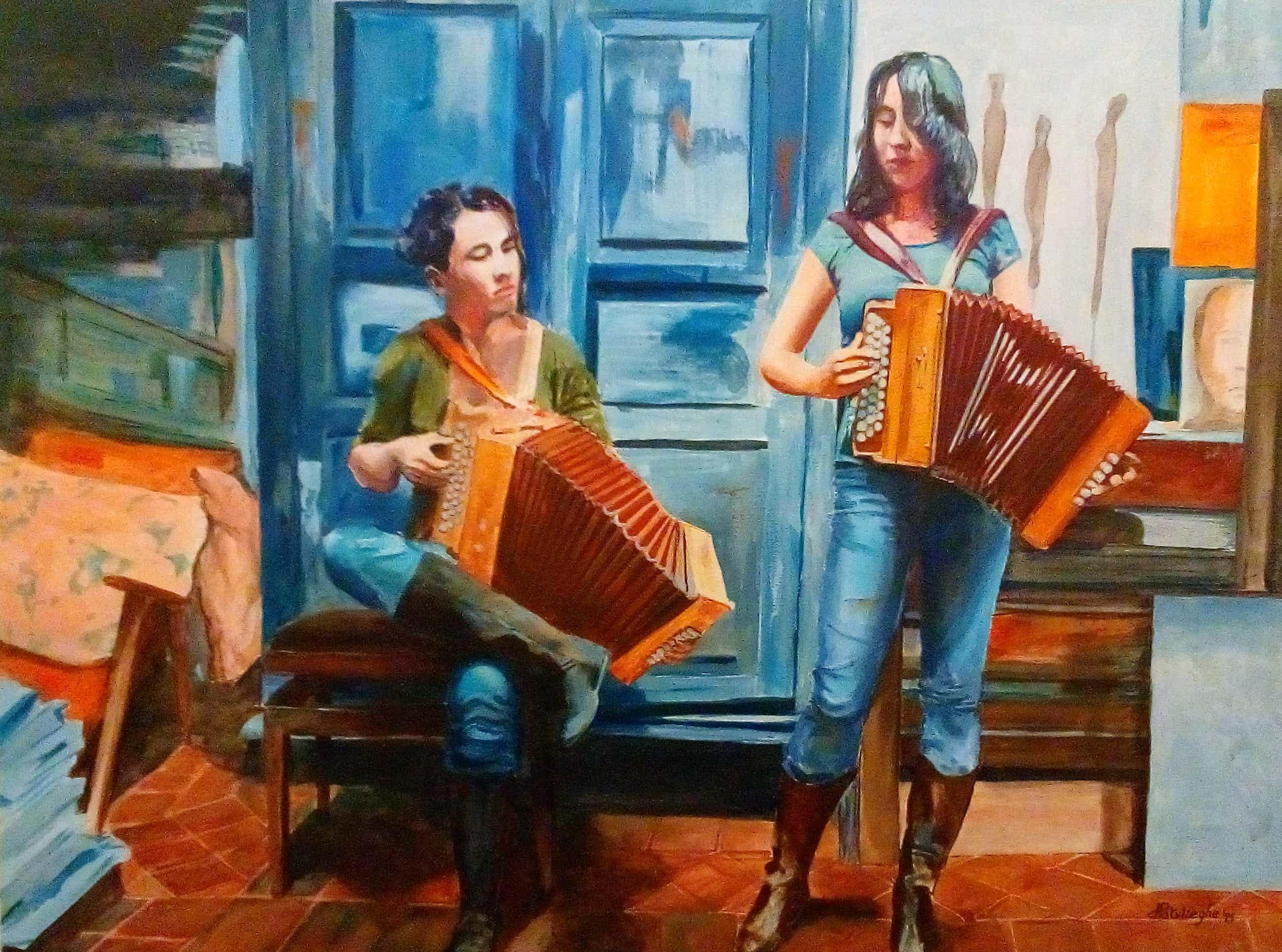 """Dierik Potvlieghe - """"Musicisti"""" kopen? Bied vanaf 650!"""