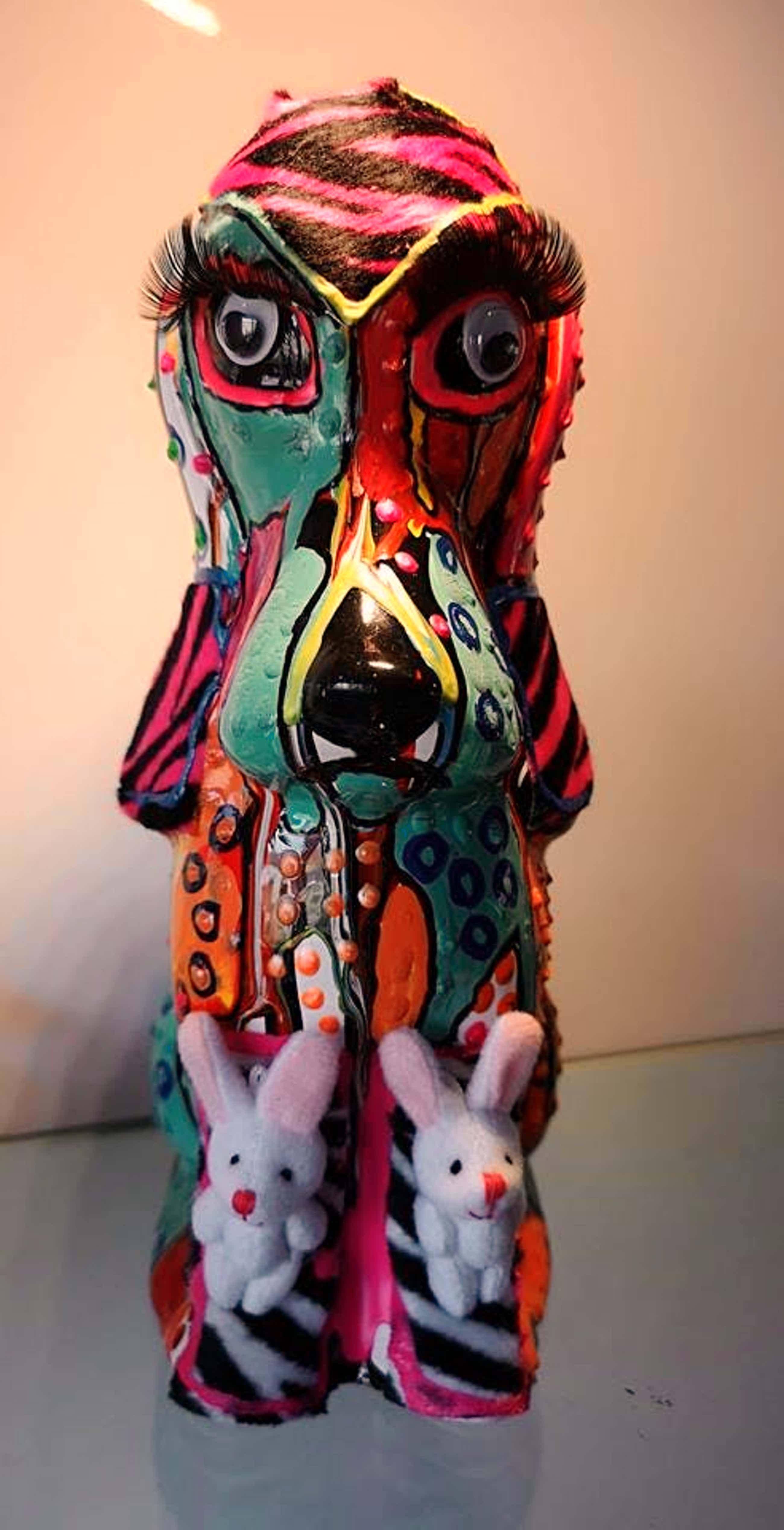 Zippora Sahanaja - The Rabbit Keeper - Zippora design® kopen? Bied vanaf 30!