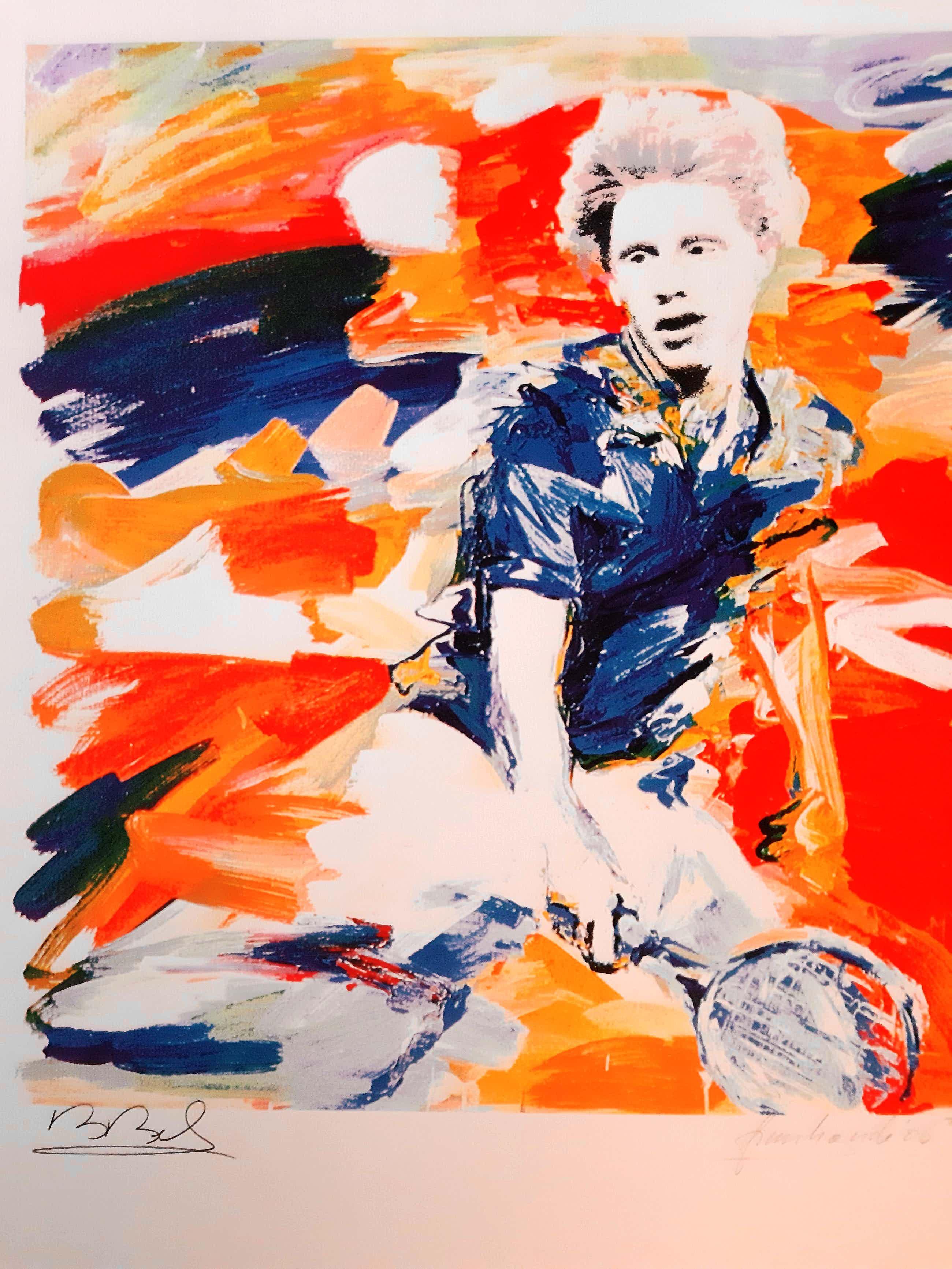 Frank Gude - Boris Becker kopen? Bied vanaf 120!