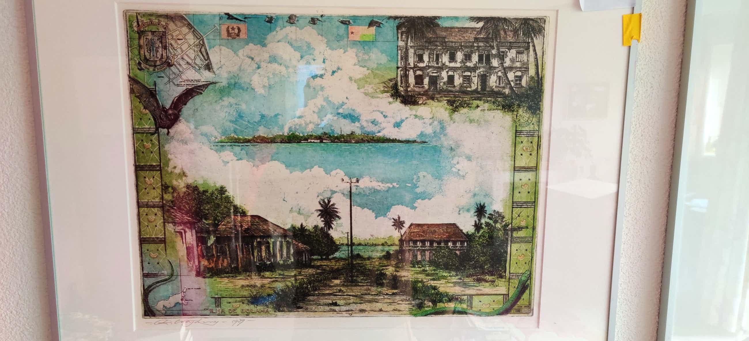 Rolf Weijburg - Ilha de Bolama kopen? Bied vanaf 75!