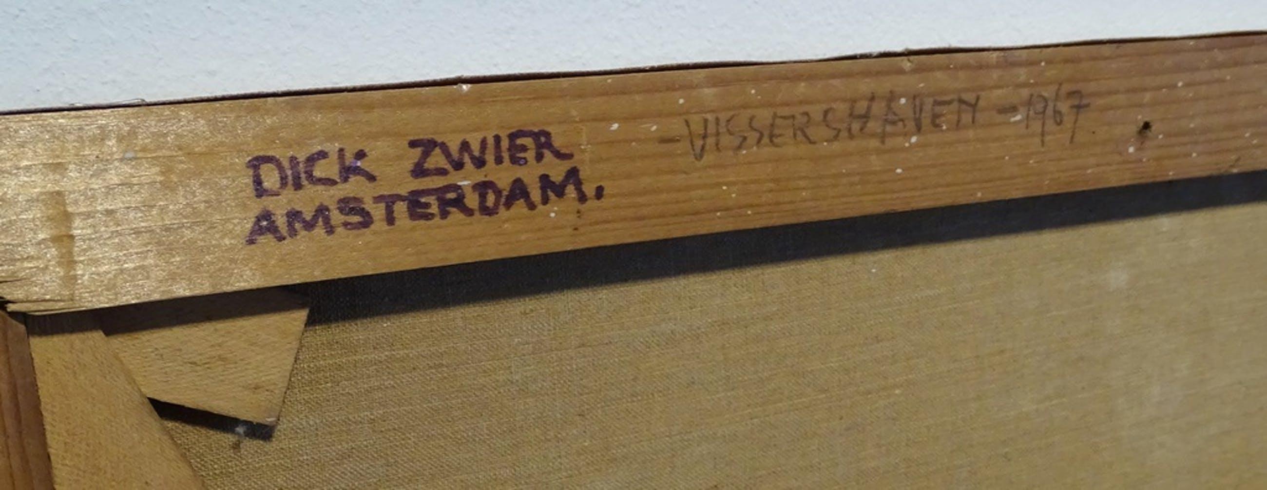 Dick Zwier - Vissershaven kopen? Bied vanaf 75!