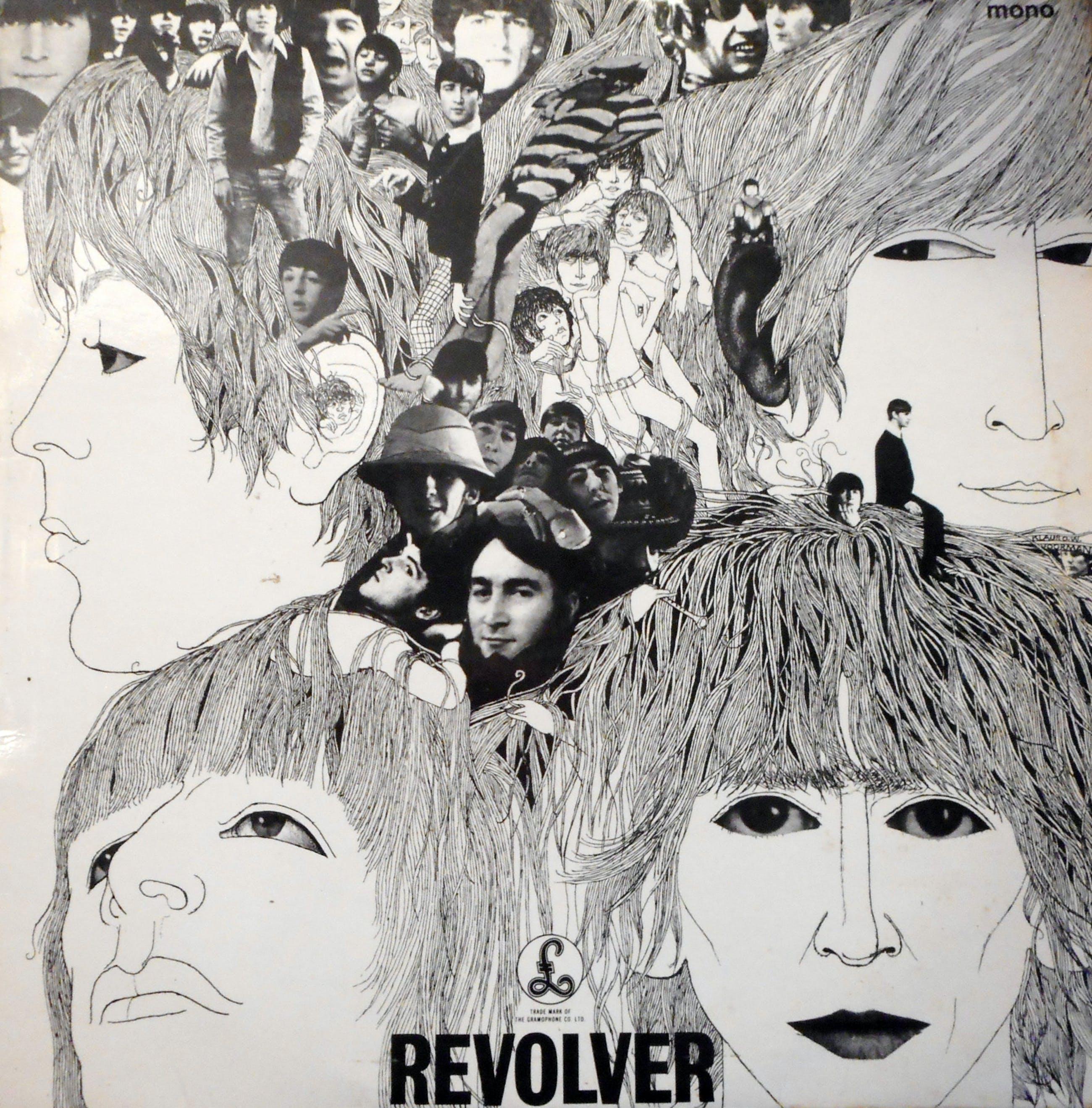 The Beatles - REVOLVER kopen? Bied vanaf 7!