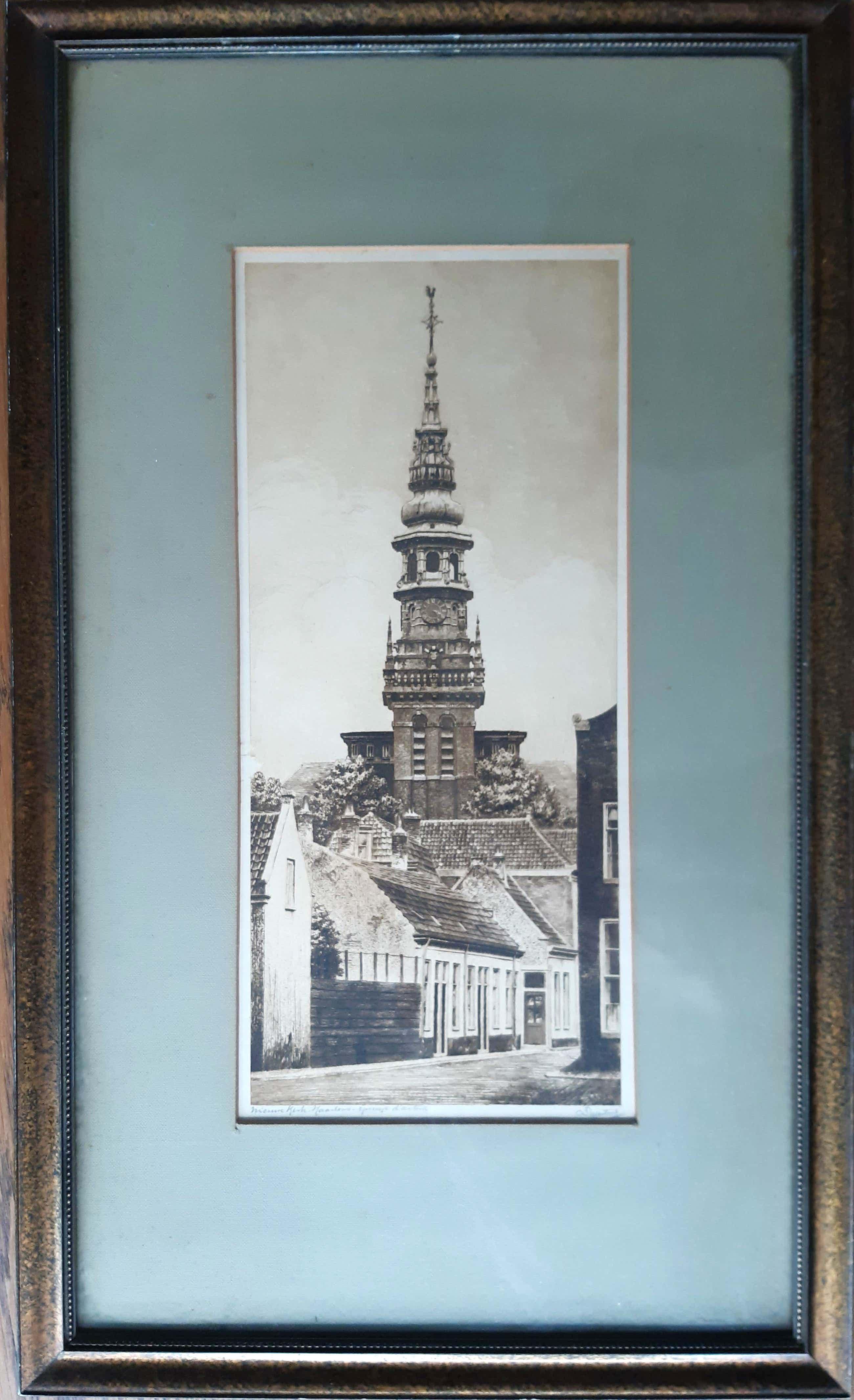 Dirk Harting - Nieuwe Kerk, Haarlem kopen? Bied vanaf 45!