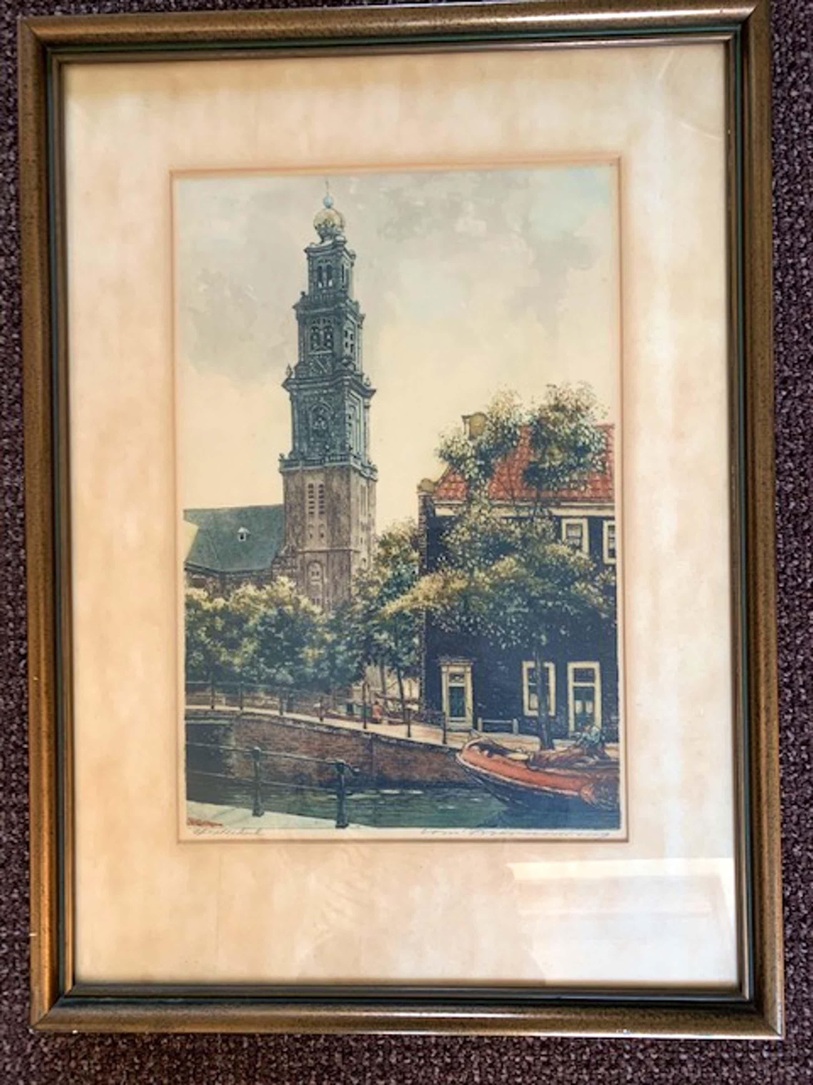 Cornelis Brandenburg - Westerkerk kopen? Bied vanaf 50!