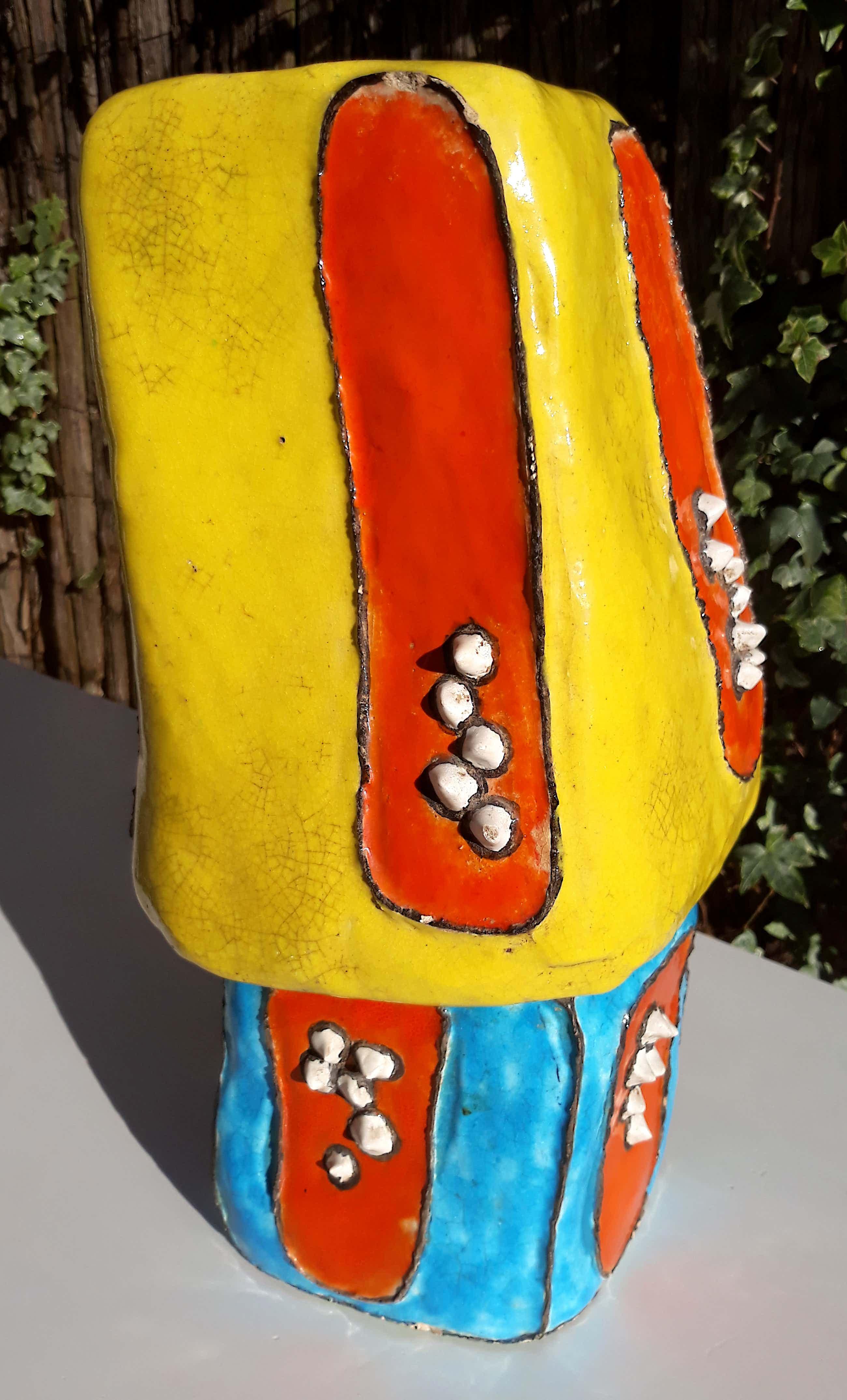 Maggi Giles - Paddenstoel, keramiek (best groot & zwaar) kopen? Bied vanaf 795!