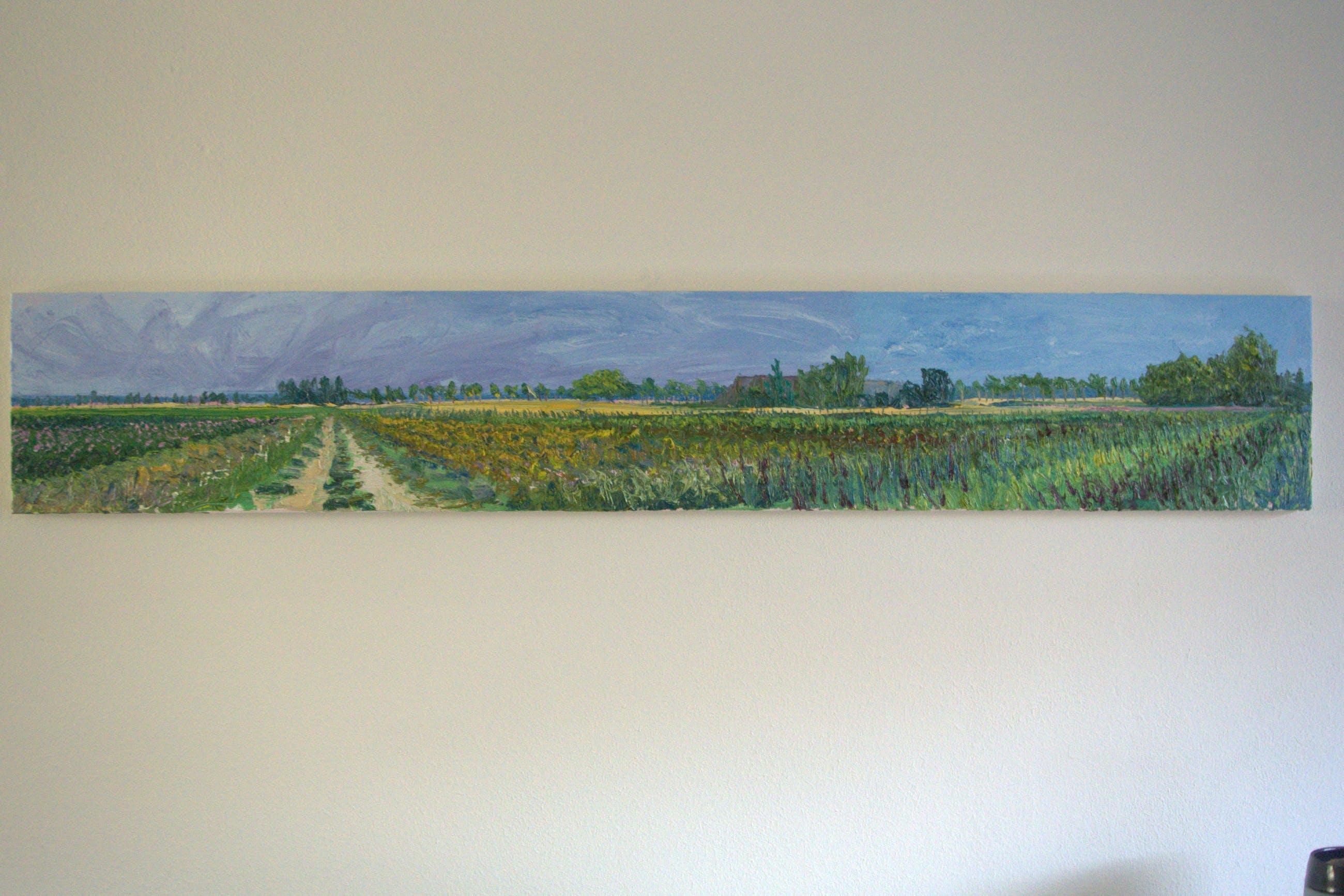 """Gertjan Scholte-Albers - """"Aardappelen bij Pieterzijl"""" kopen? Bied vanaf 1200!"""