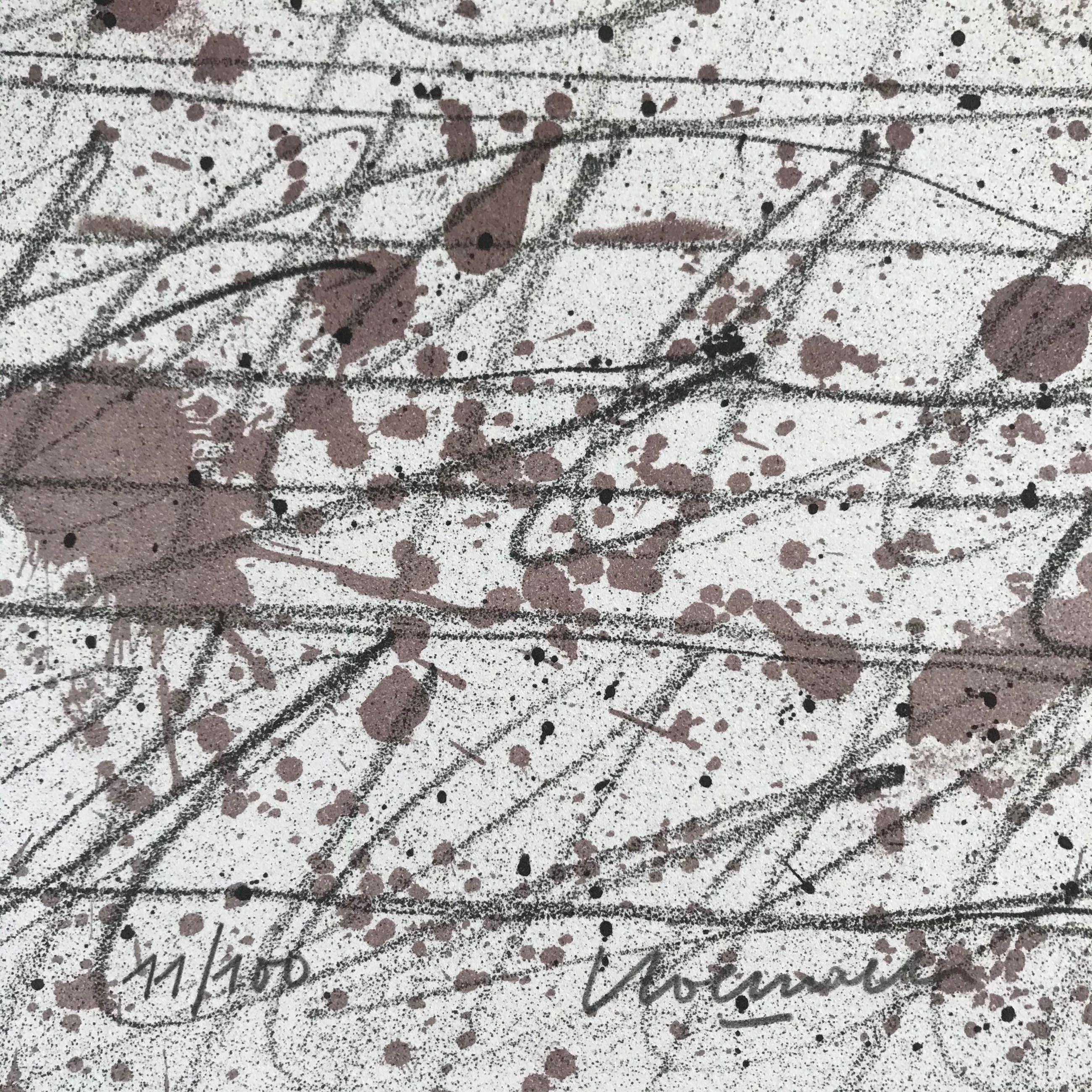 Luc Hoenraet - Kleurenzeefdruk - Gesigneerd - 1981 - 11/100 kopen? Bied vanaf 75!