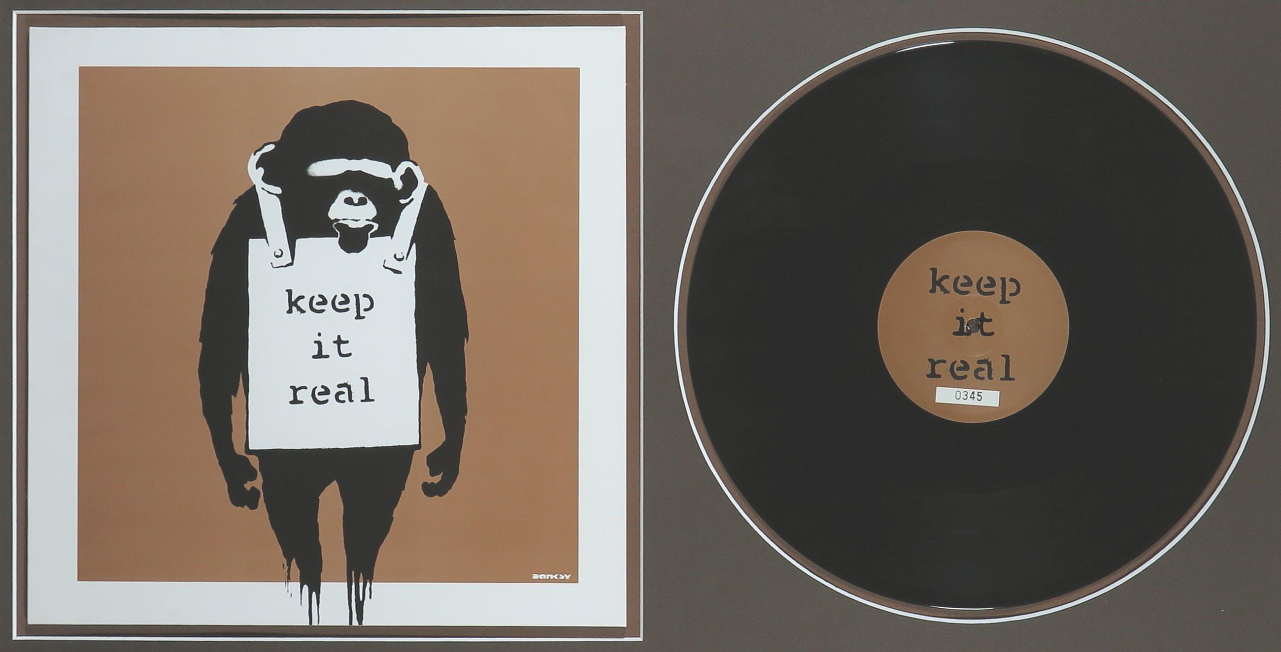 Banksy - DJ DM – Laugh Now EP - Gouden hoes kopen? Bied vanaf 1!
