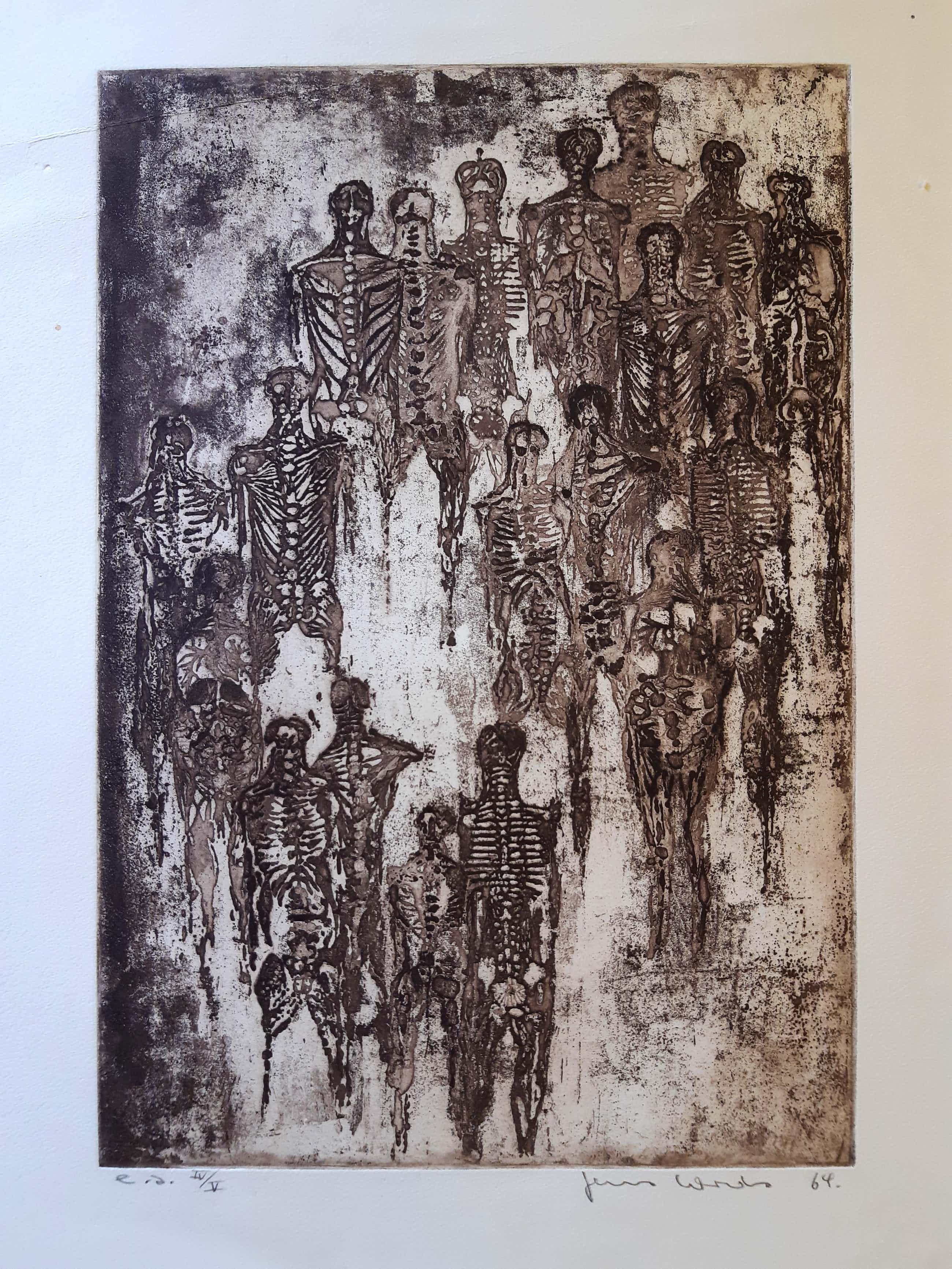 Jens Cords - 1932 - 2016 Hamburg / Rahlstedt, Kunstmaler, Drucker, Schildermaler kopen? Bied vanaf 120!