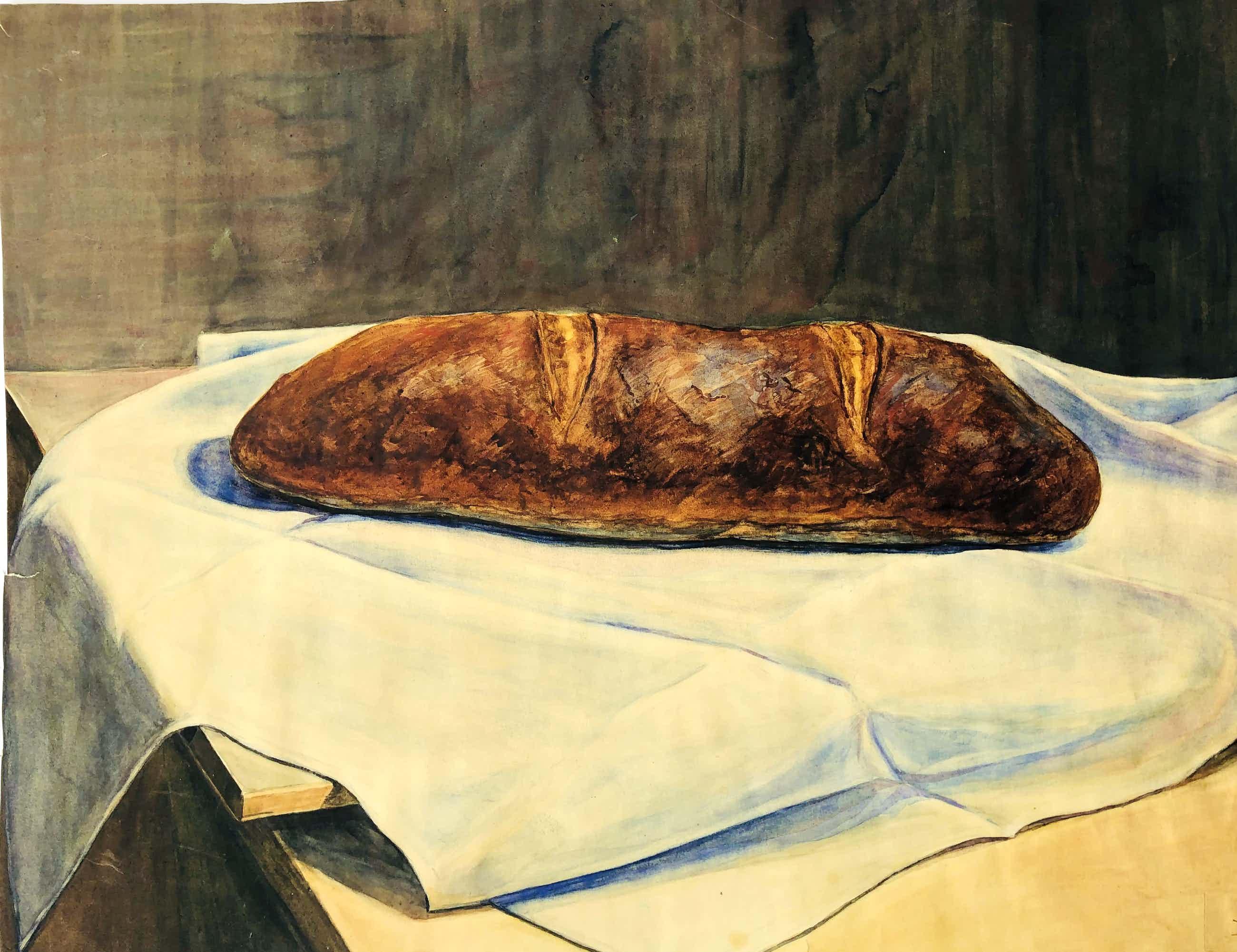 Han Boskamp - Brood kopen? Bied vanaf 75!