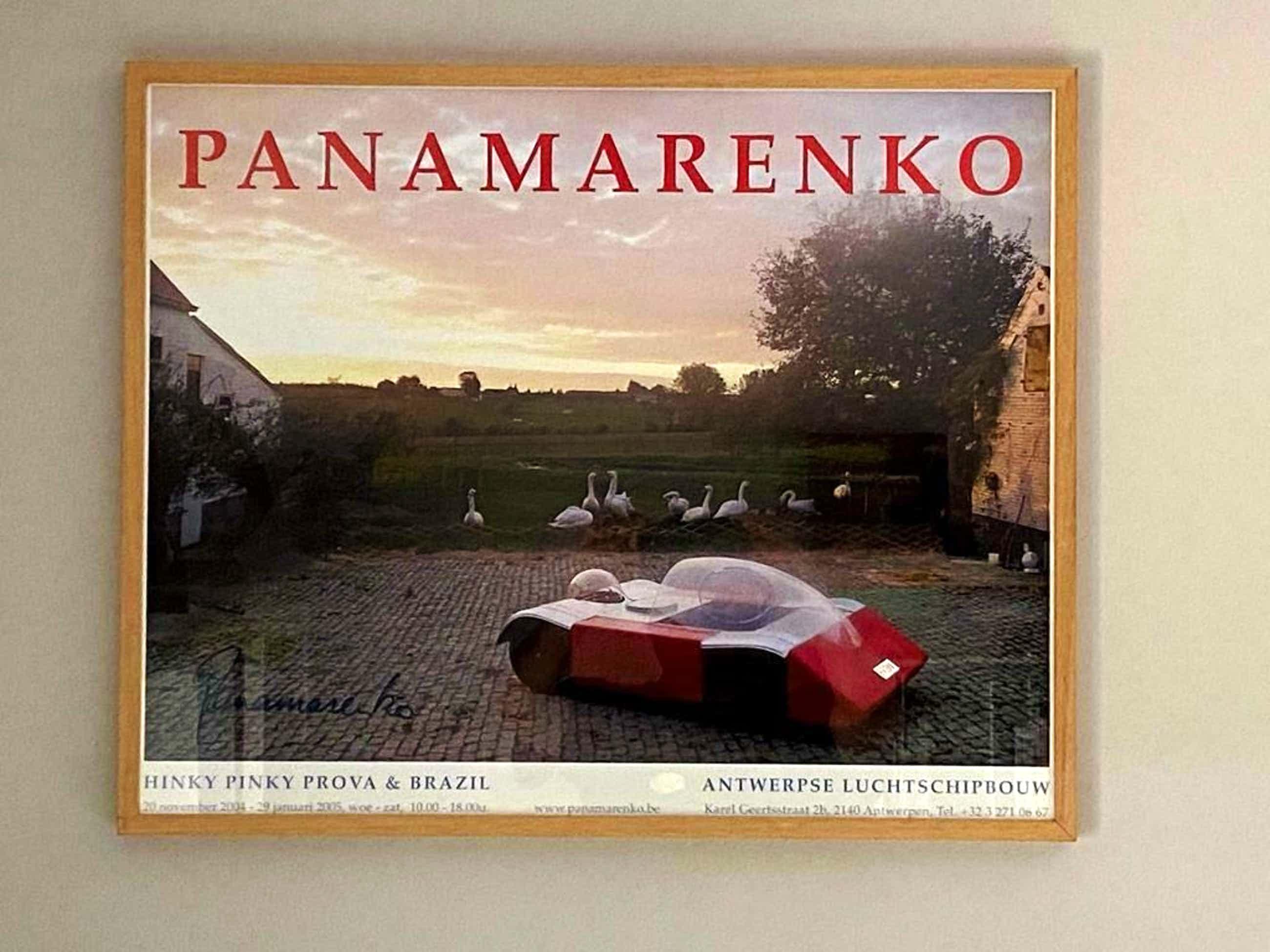 Panamarenko - Hinky Pinky Prova & Brazil kopen? Bied vanaf 240!