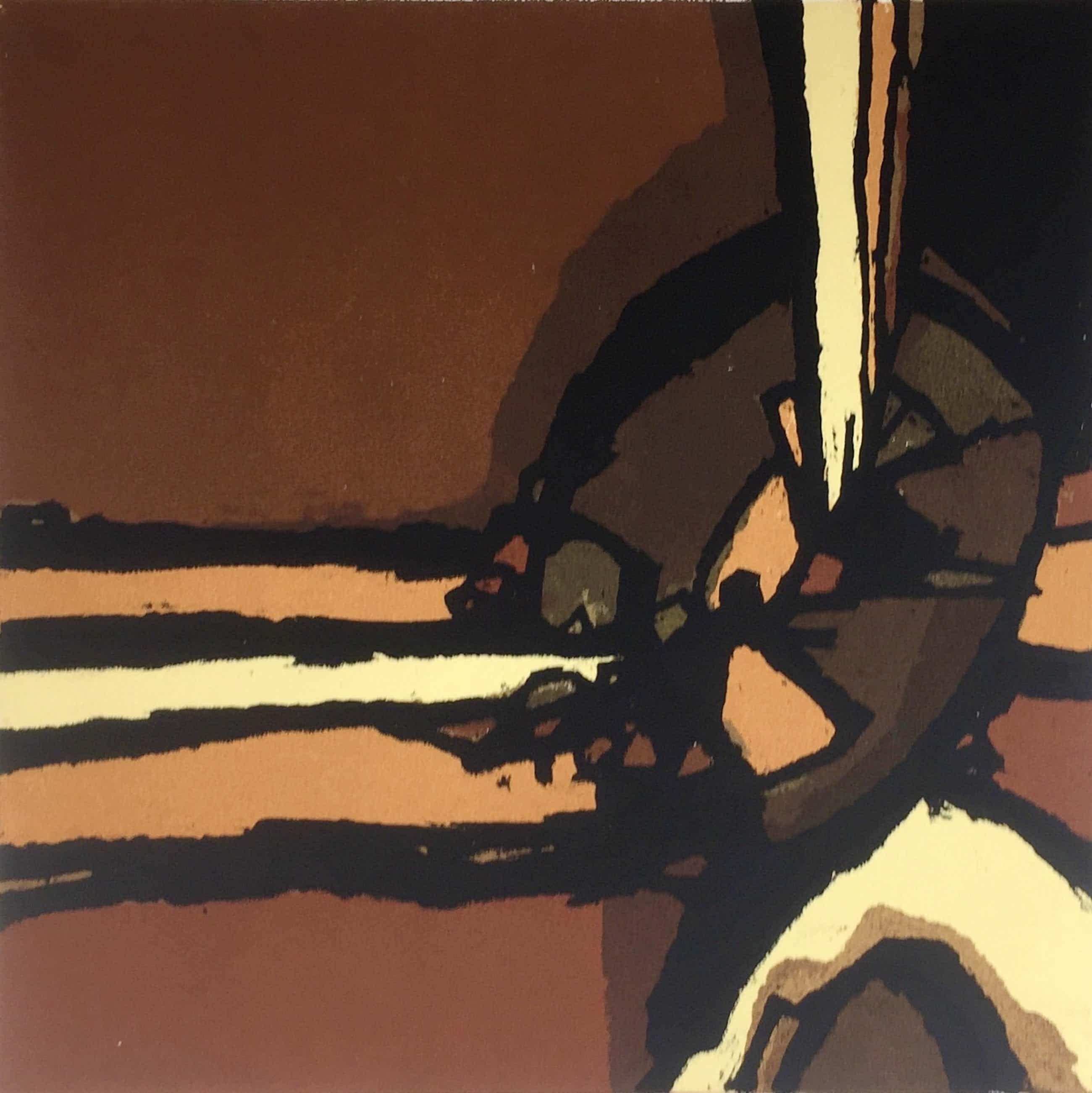 Fon Klement - boardsnede, 'Inauguration', oplage slechts 24 stuks! kopen? Bied vanaf 99!