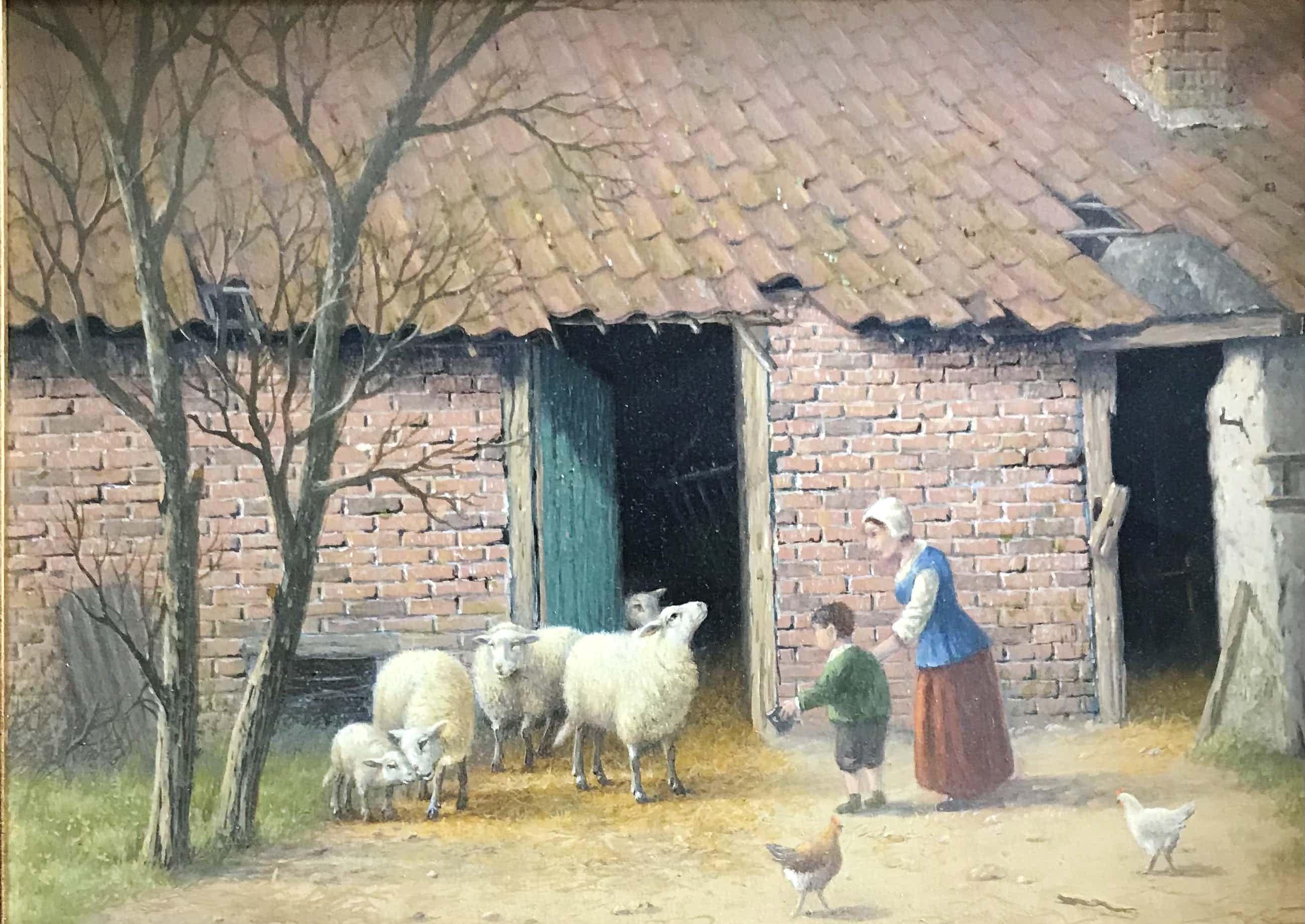 Jan van Baelen - Op het erf kopen? Bied vanaf 295!