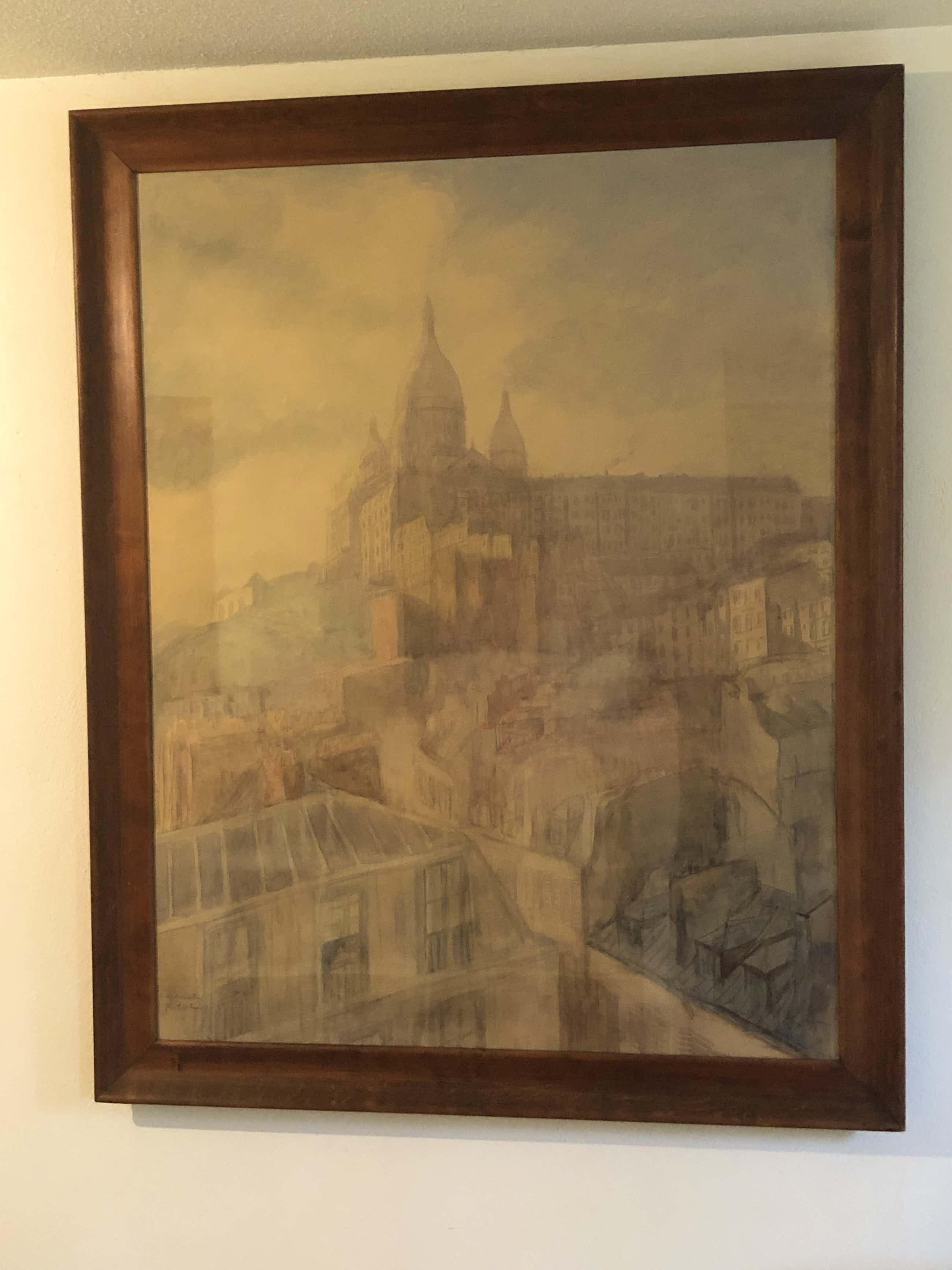 Ko Cossaar - Montmartre kopen? Bied vanaf 200!