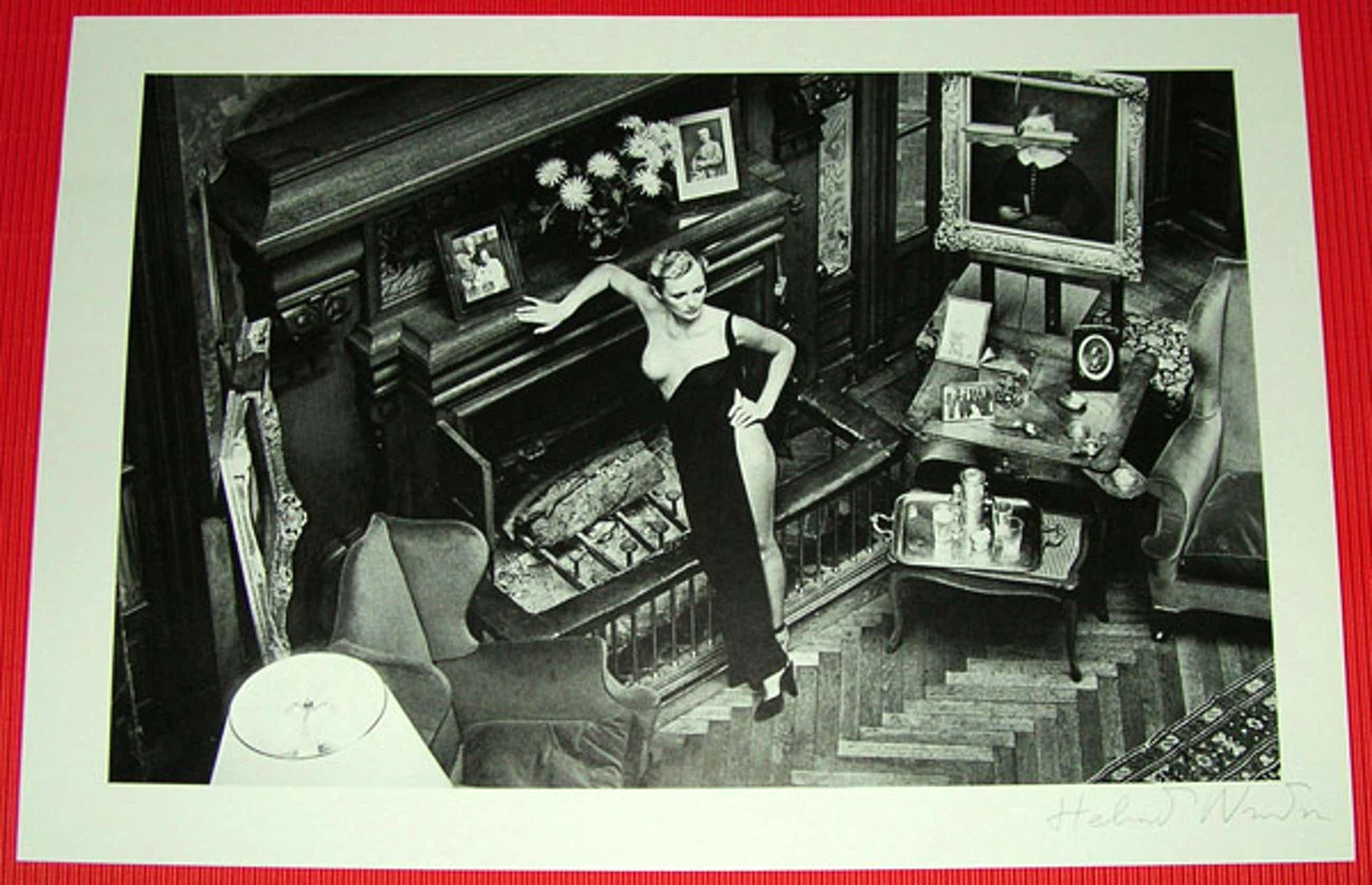 Helmut Newton - Arcangues. Handsigniert. Vintage. kopen? Bied vanaf 380!