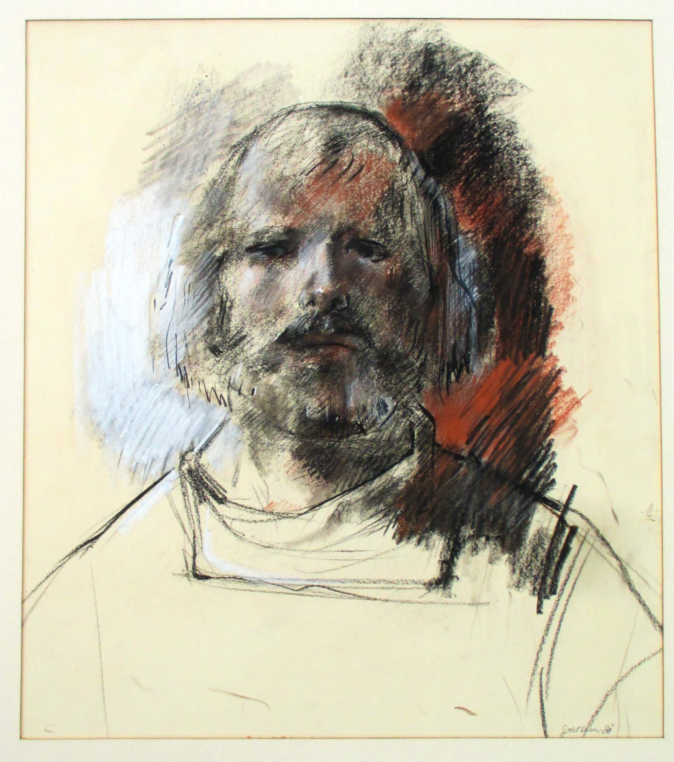 Gertrude Olsthoorn - Portret Henk kopen? Bied vanaf 50!
