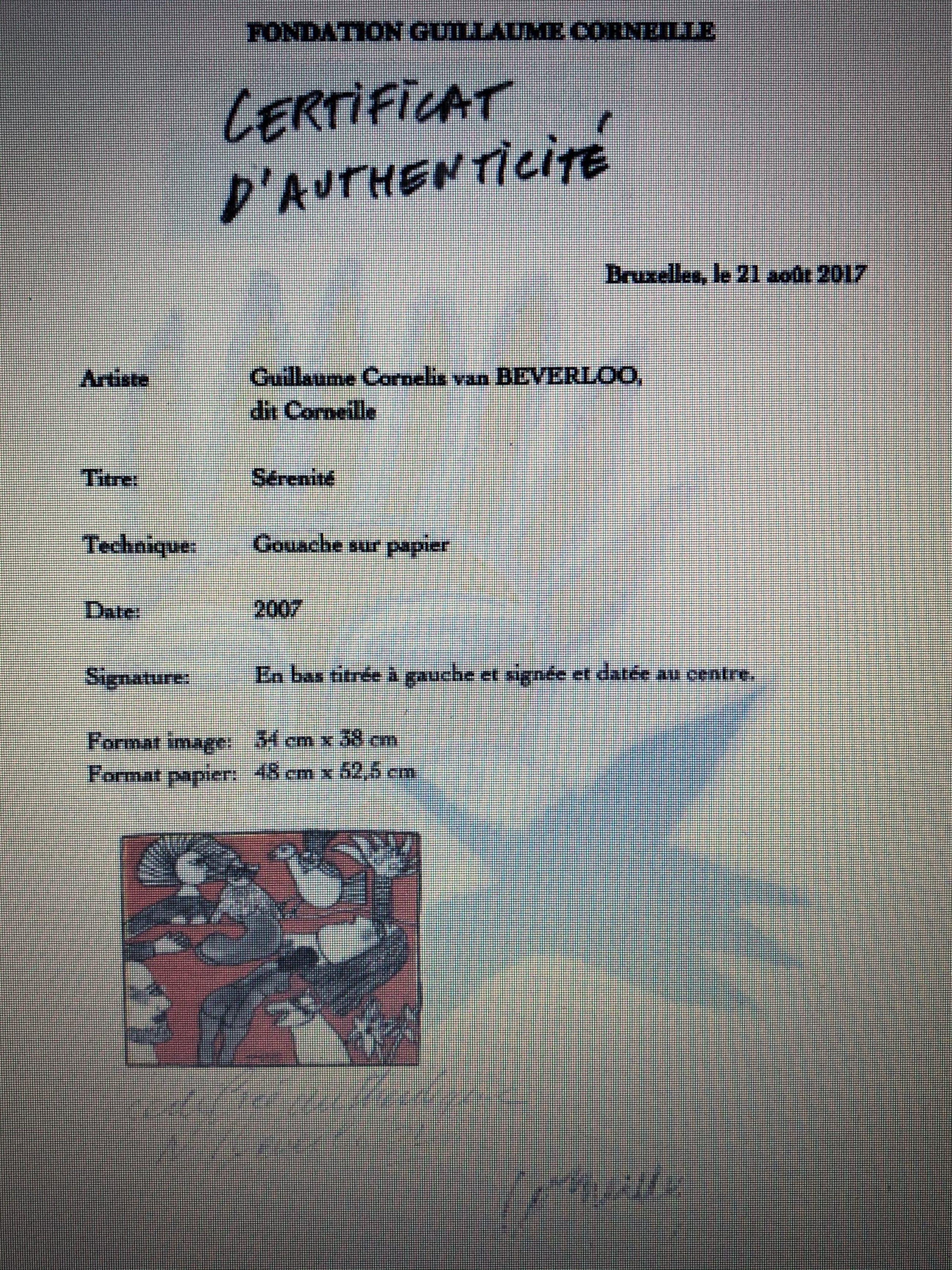 Corneille - Sérénité kopen? Bied vanaf 4350!