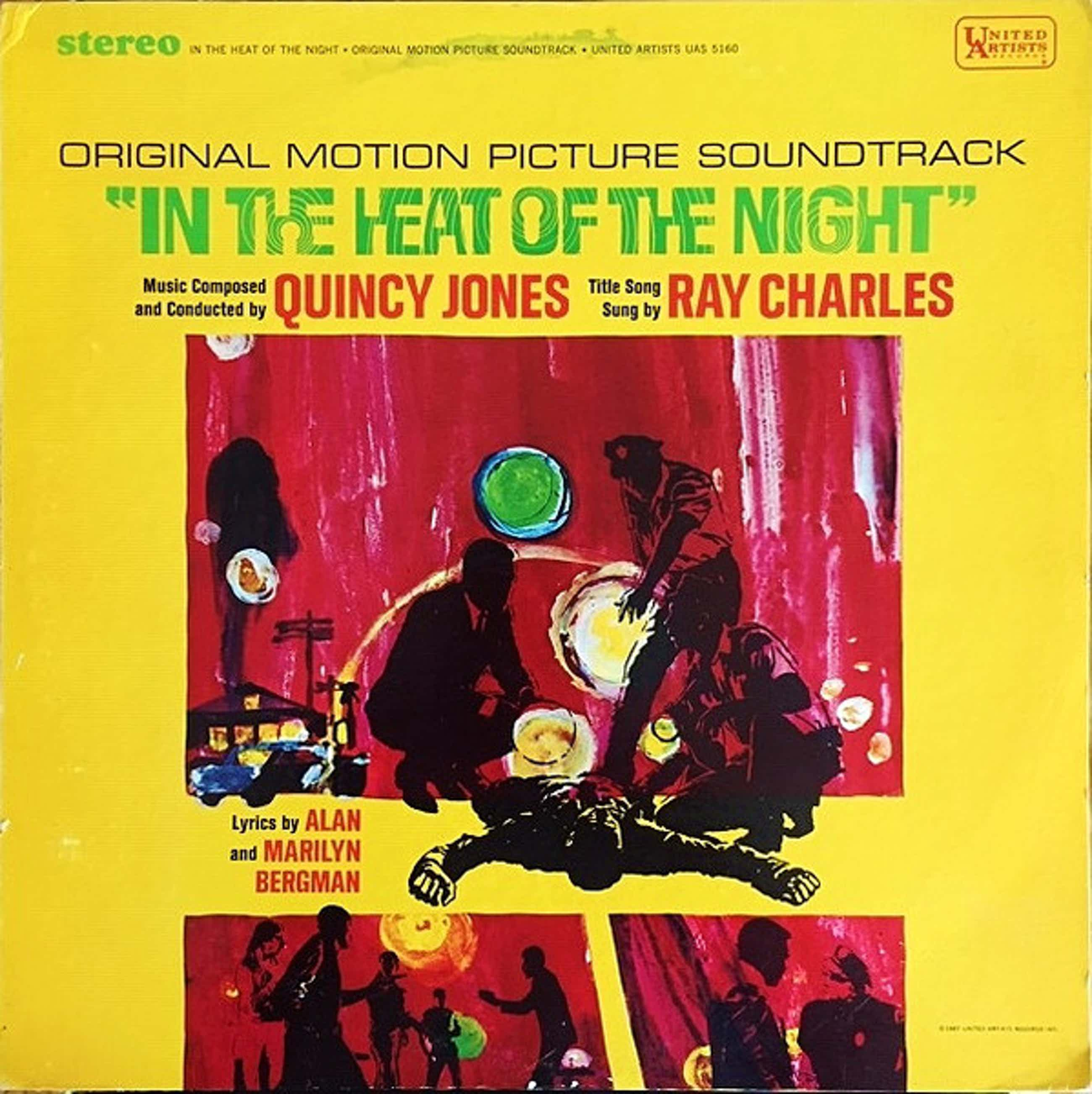 Ray Charles - In the heat of the night kopen? Bied vanaf 10!