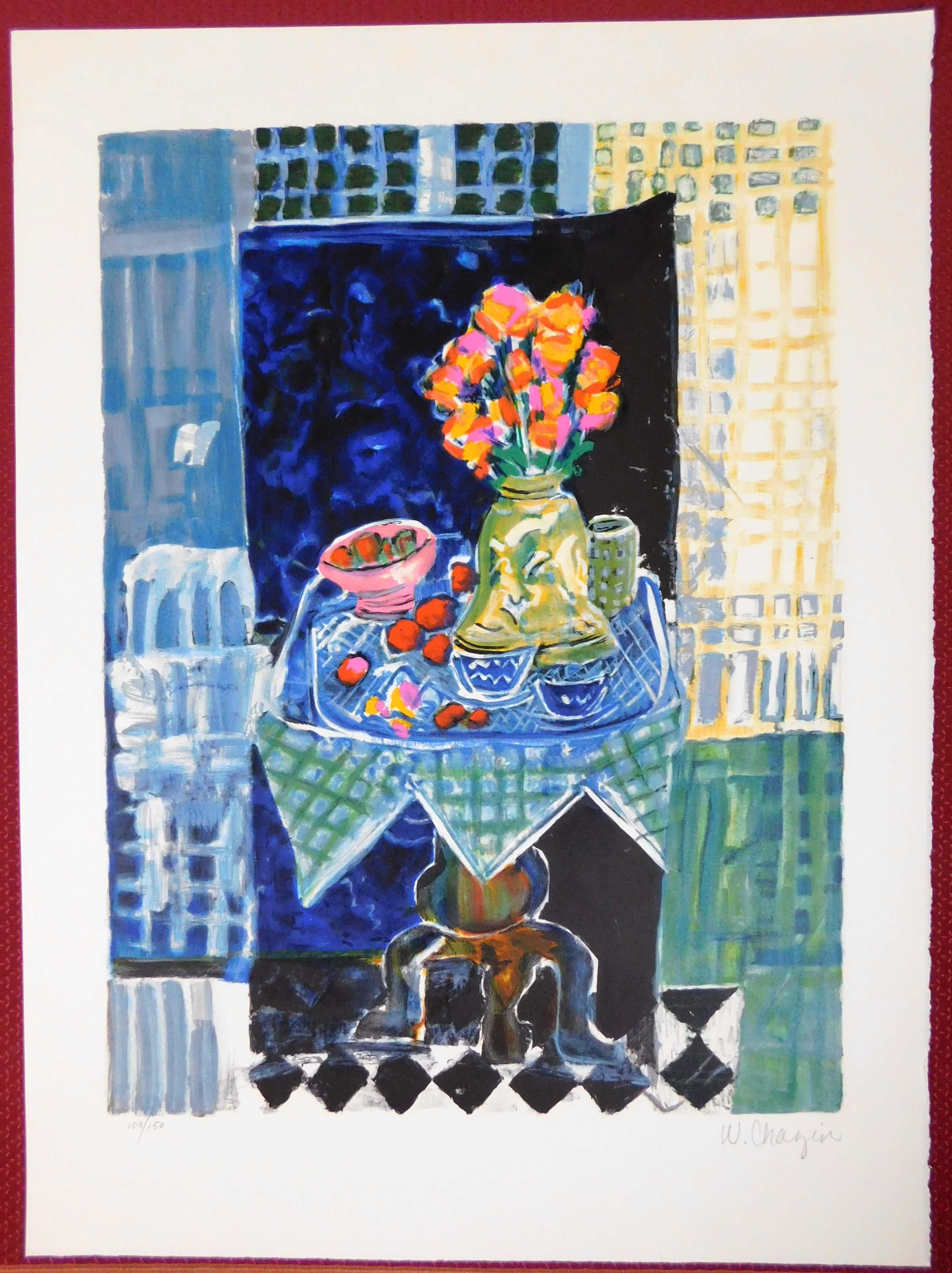 Wendy Chazin - Bouquet sur la Table kopen? Bied vanaf 60!