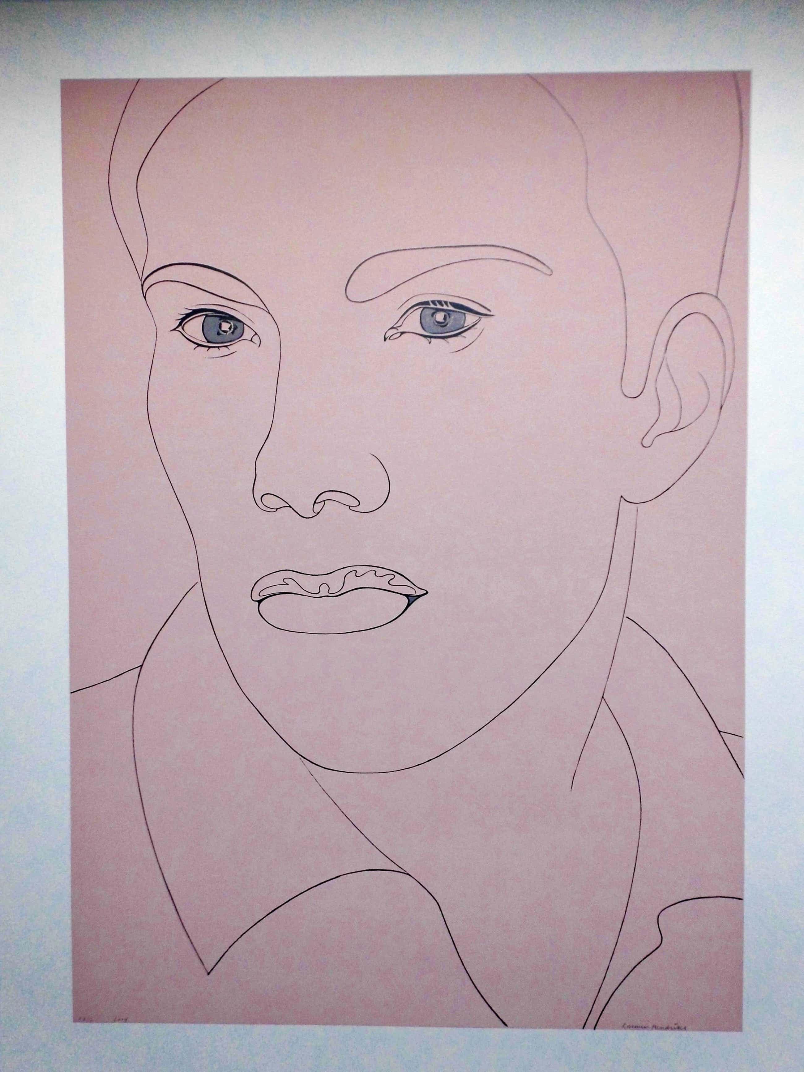 Rosemin Hendriks - Zonder titel (zelfportret) kopen? Bied vanaf 750!