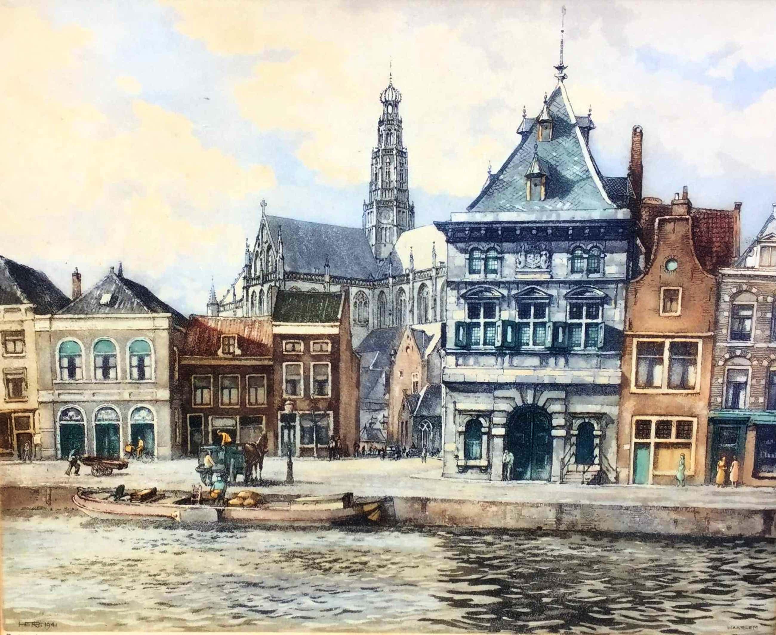 Hendrikus Roodenburg - C4739, Haarlem kopen? Bied vanaf 100!