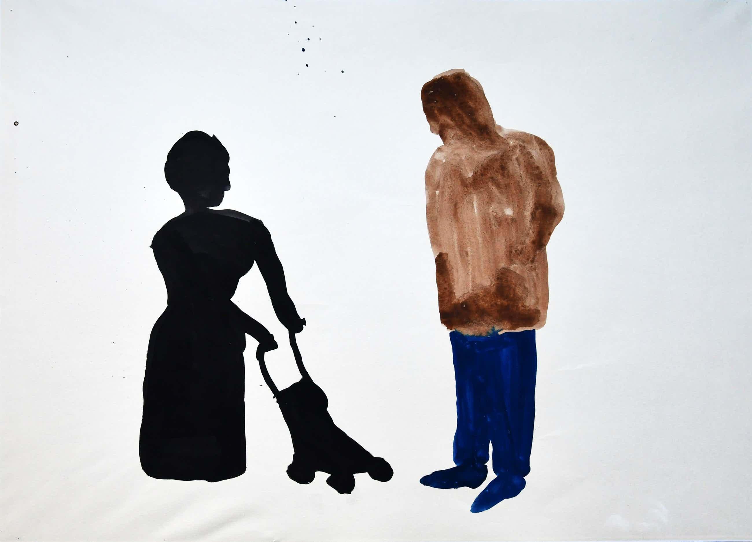 Dan Geesin - # Moeder en kind # 1993, mint- kopen? Bied vanaf 69!