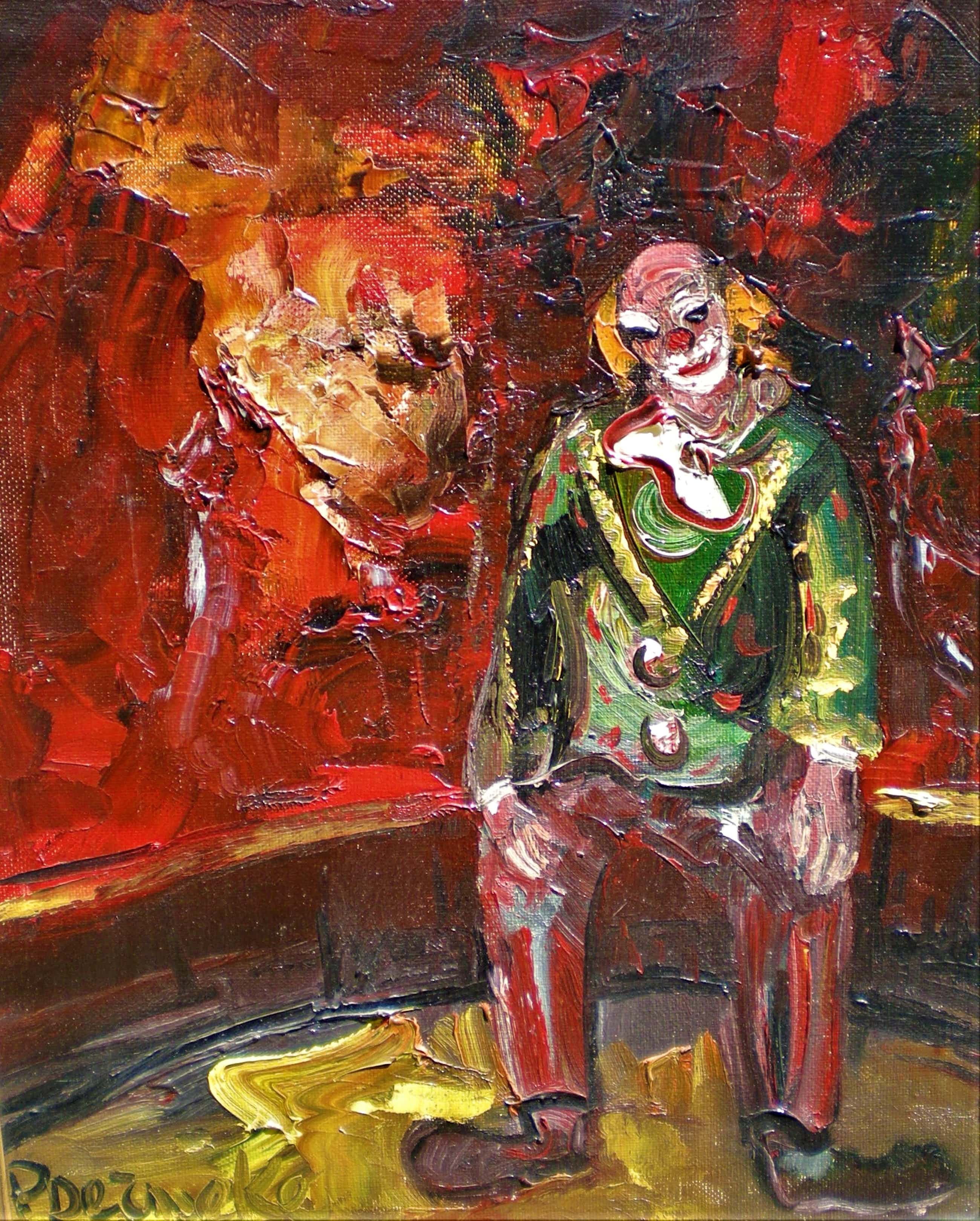 Paul Permeke - De Clown kopen? Bied vanaf 650!