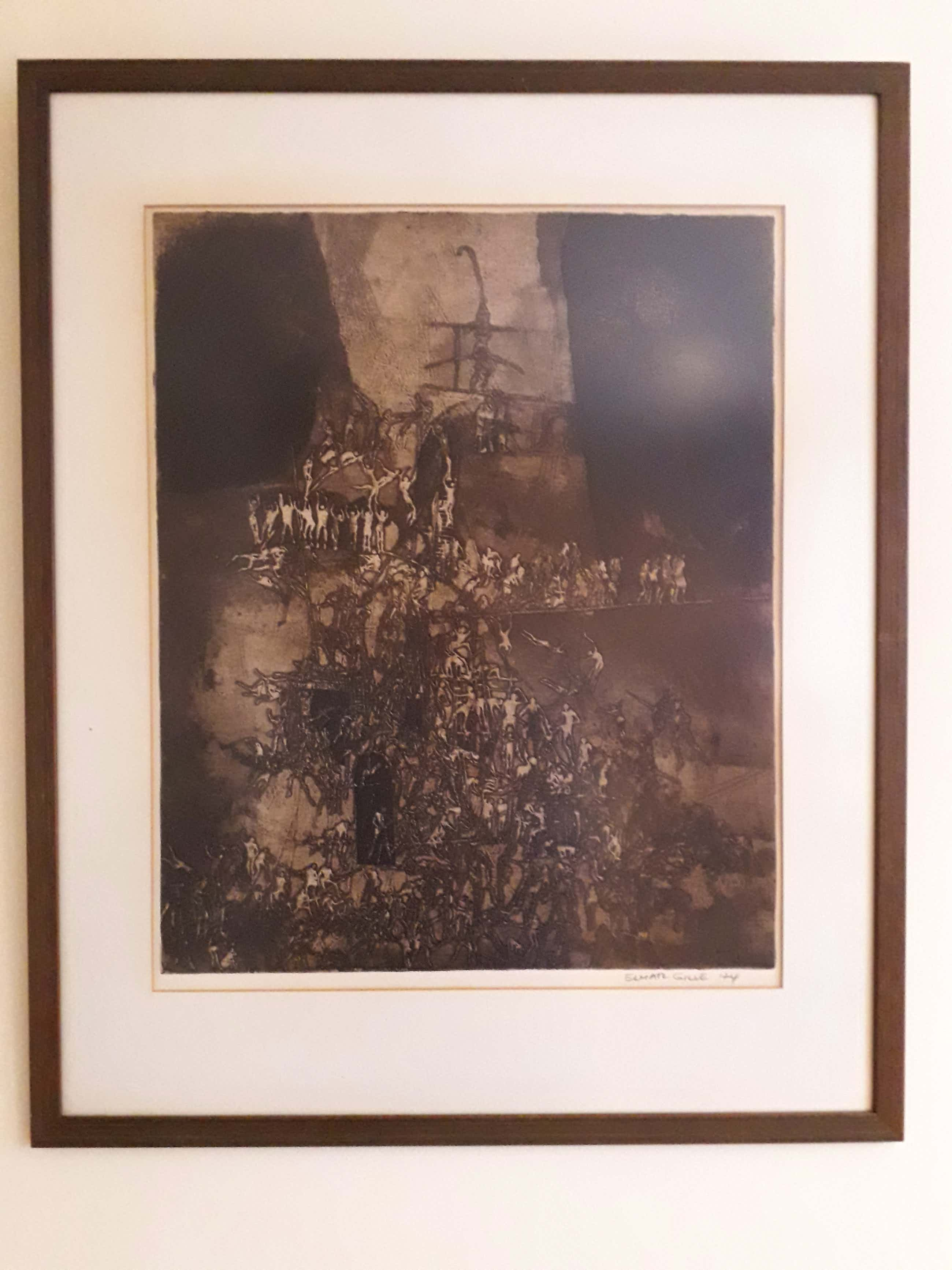 Elmar Gille - De toren van Babel kopen? Bied vanaf 45!