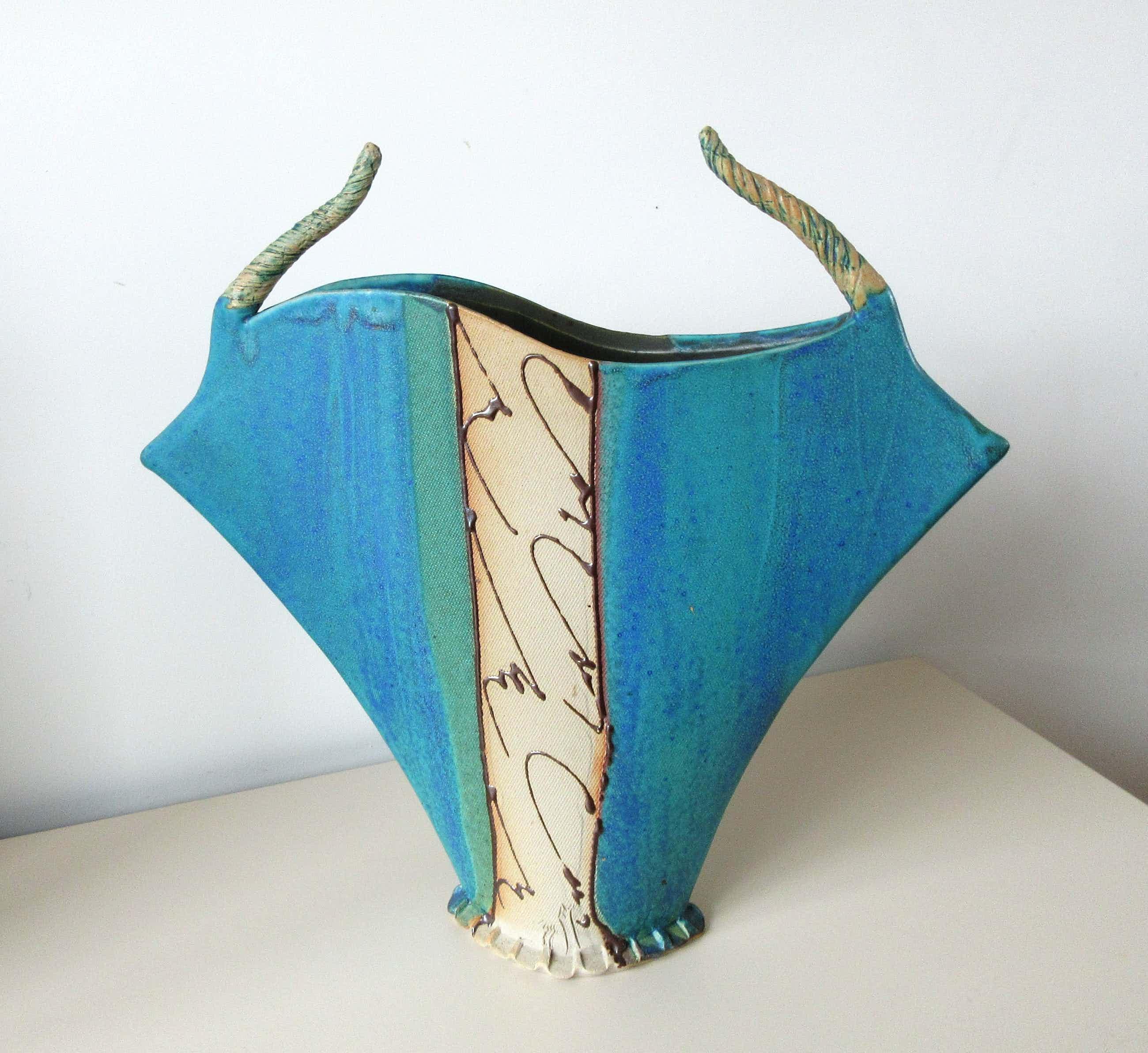 Ed Meissenberg - Kunst Keramisch Unica Object kopen? Bied vanaf 65!