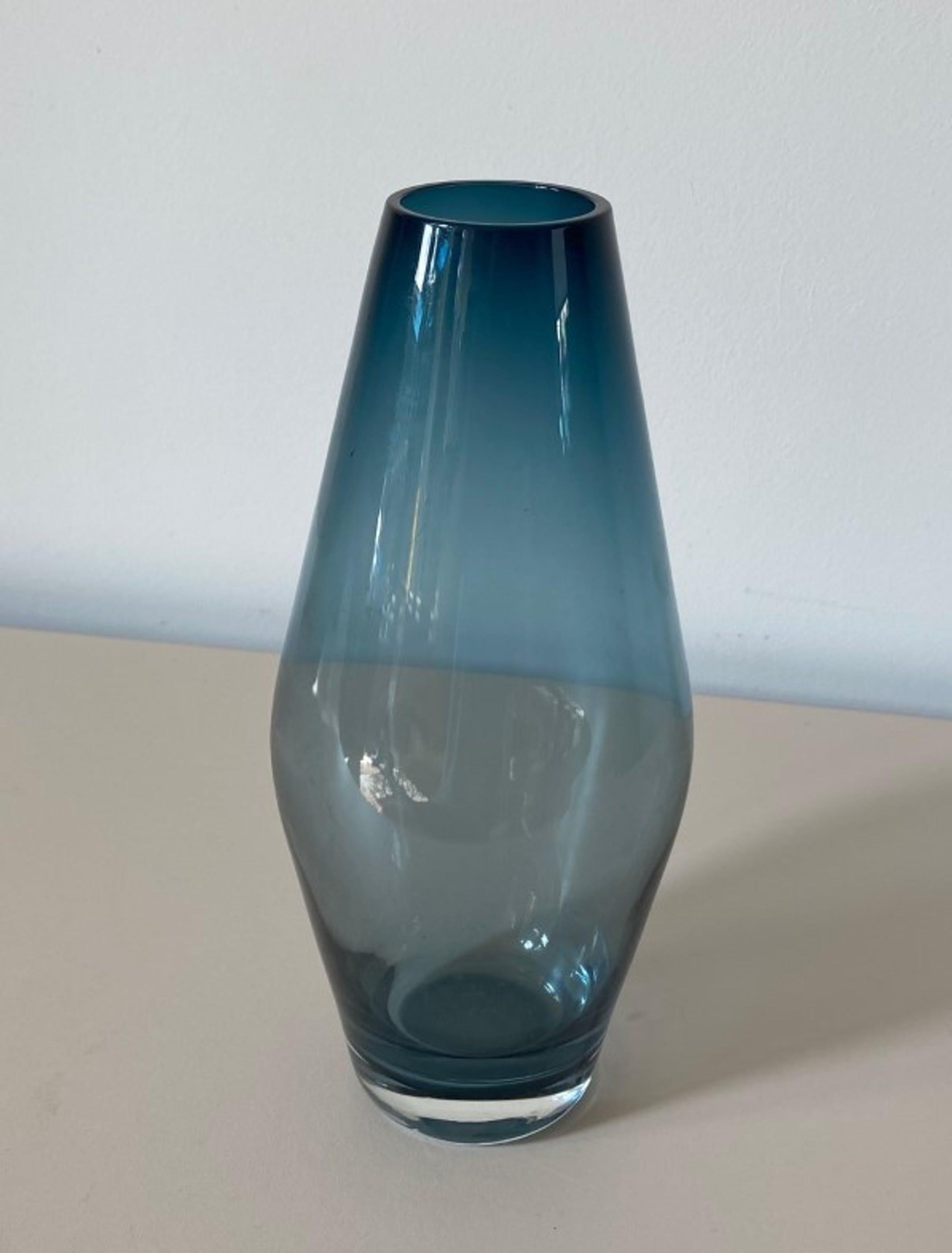 Tamara Aladin - Saffierblauwe glazenvaas - Riihimaki kopen? Bied vanaf 1!
